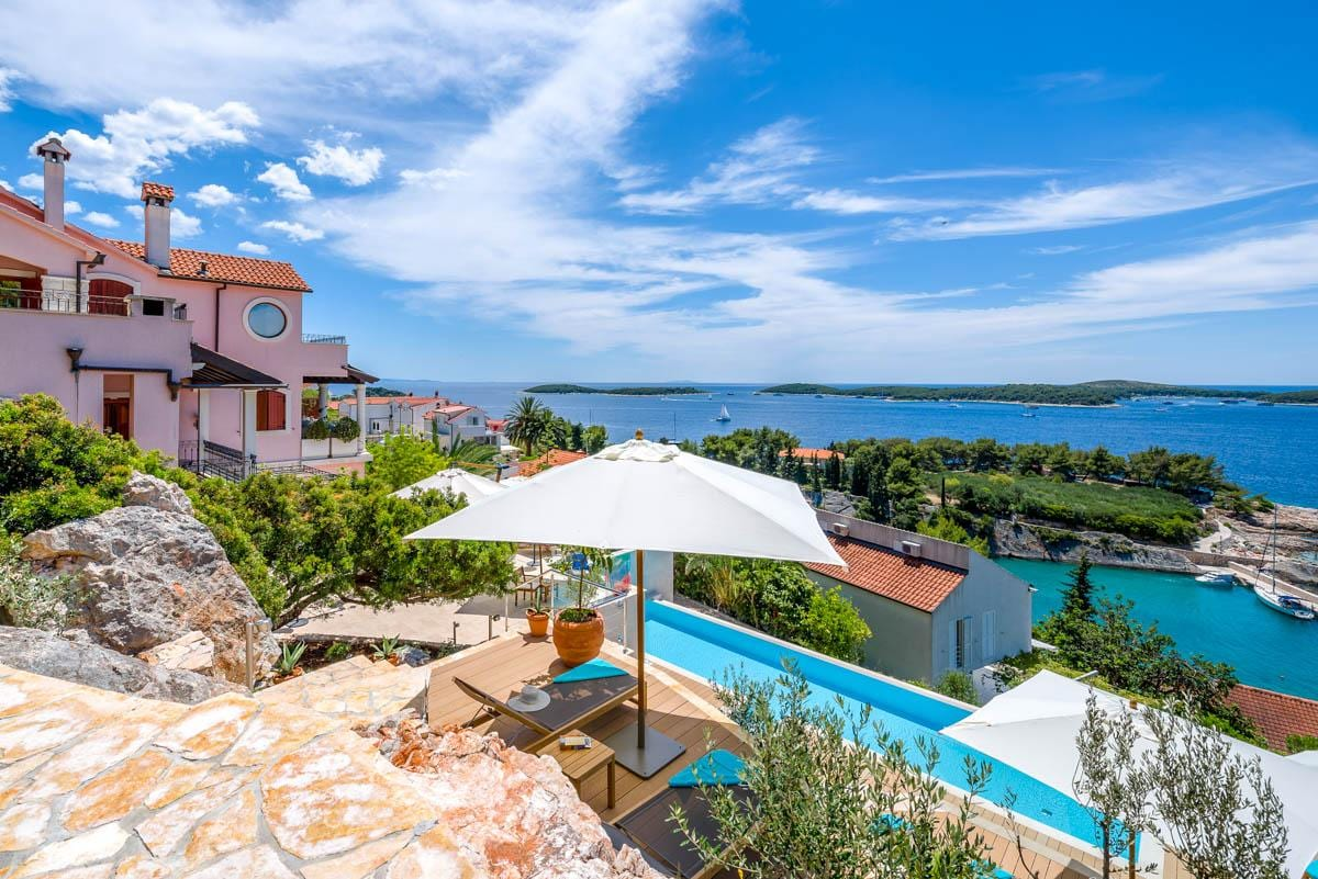 Property Image 2 - Very Large Hvar Island Villa for Family and Friends