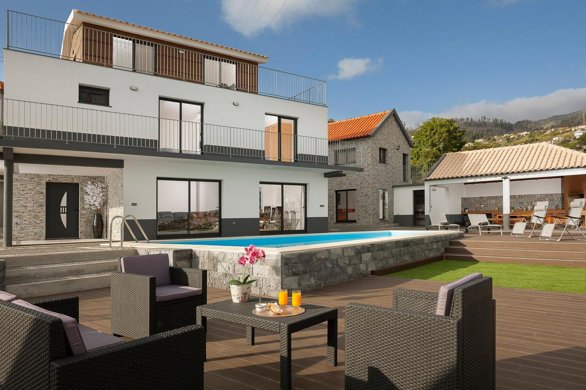 Property Image 1 - Fabulous Hillside Villa with Wonderful Views and Pool