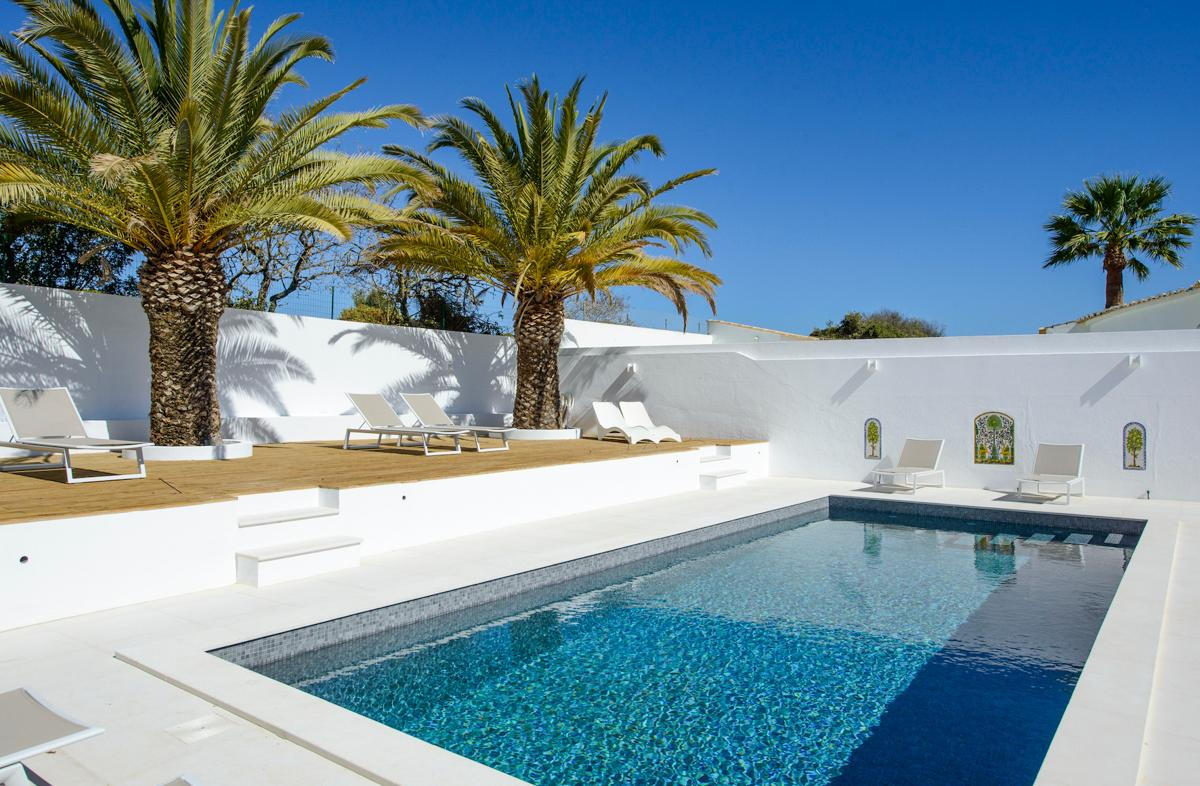 Property Image 1 - Chic Villa walking Distance to Beach and Village with Great Views, Terrace, and Pool