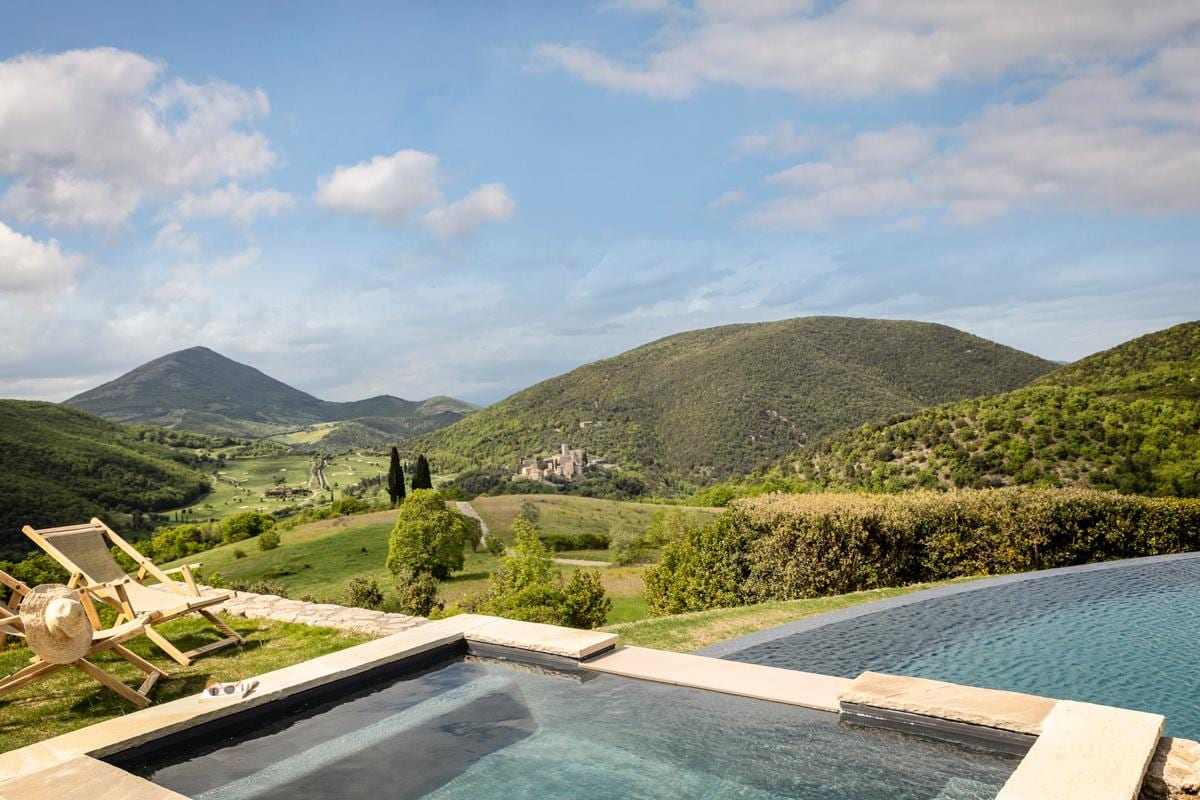 Property Image 1 - Stunning and Relaxing Villa in Umbria