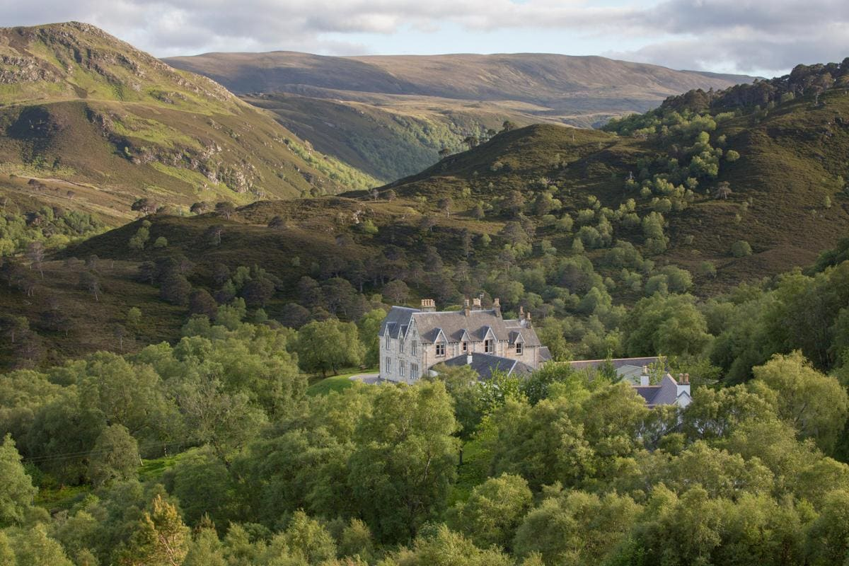 Property Image 1 - Classic Victorian Lodge in Beautiful Scotland Highlands