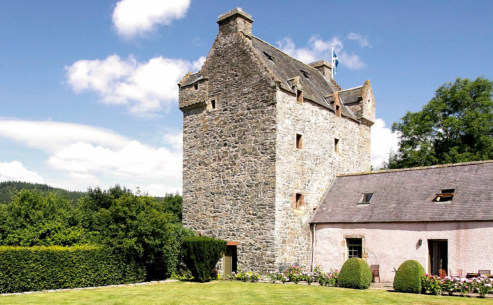 Property Image 1 - Aikwood Tower at Scotland