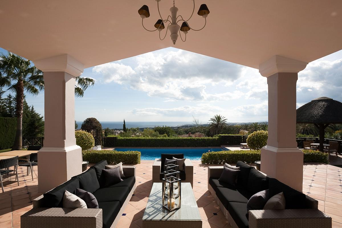 Property Image 2 - Outstanding Stunningly Designed Luxury Villa with Pool in Marbella