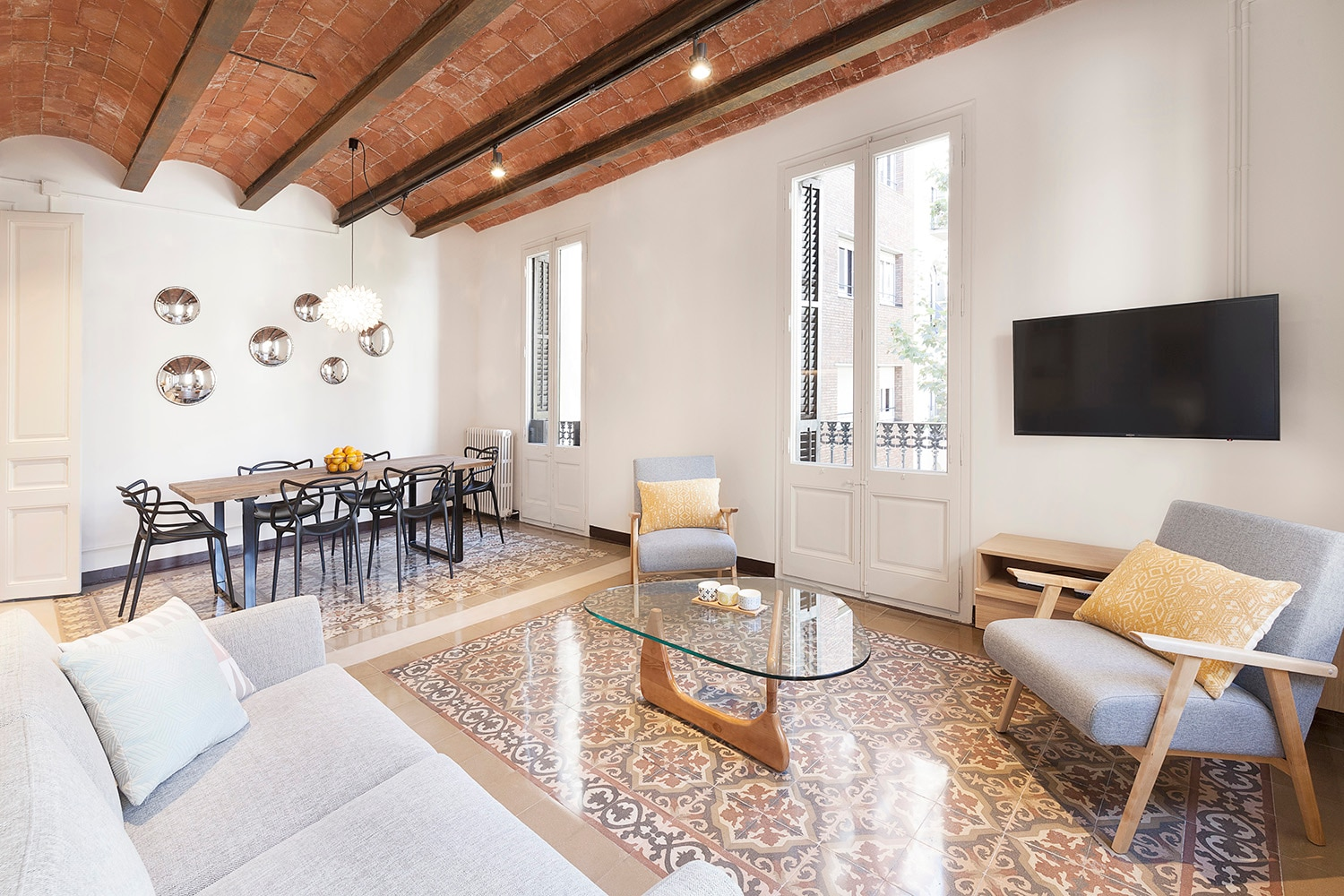 Property Image 1 - Wonderful 3 Bedroom Home in the Heart of Gracia