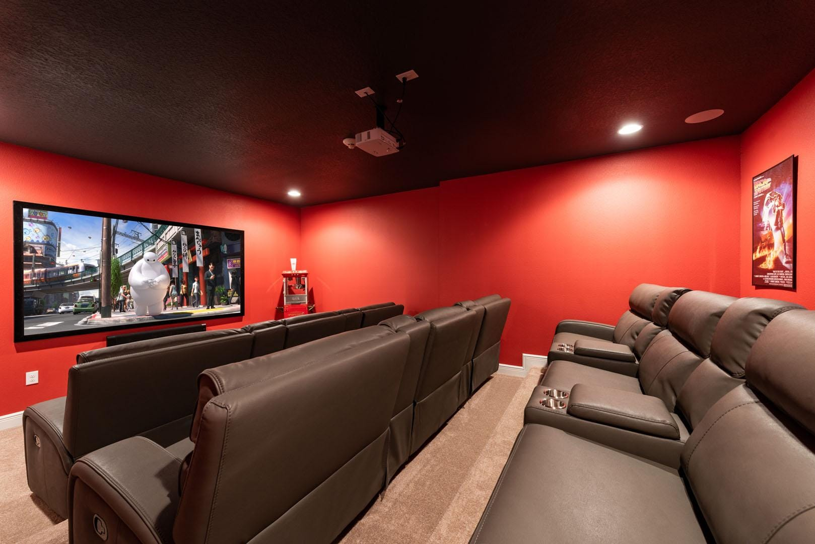 Property Image 1 - Vivid Home with Theater & Themed Room near Disney