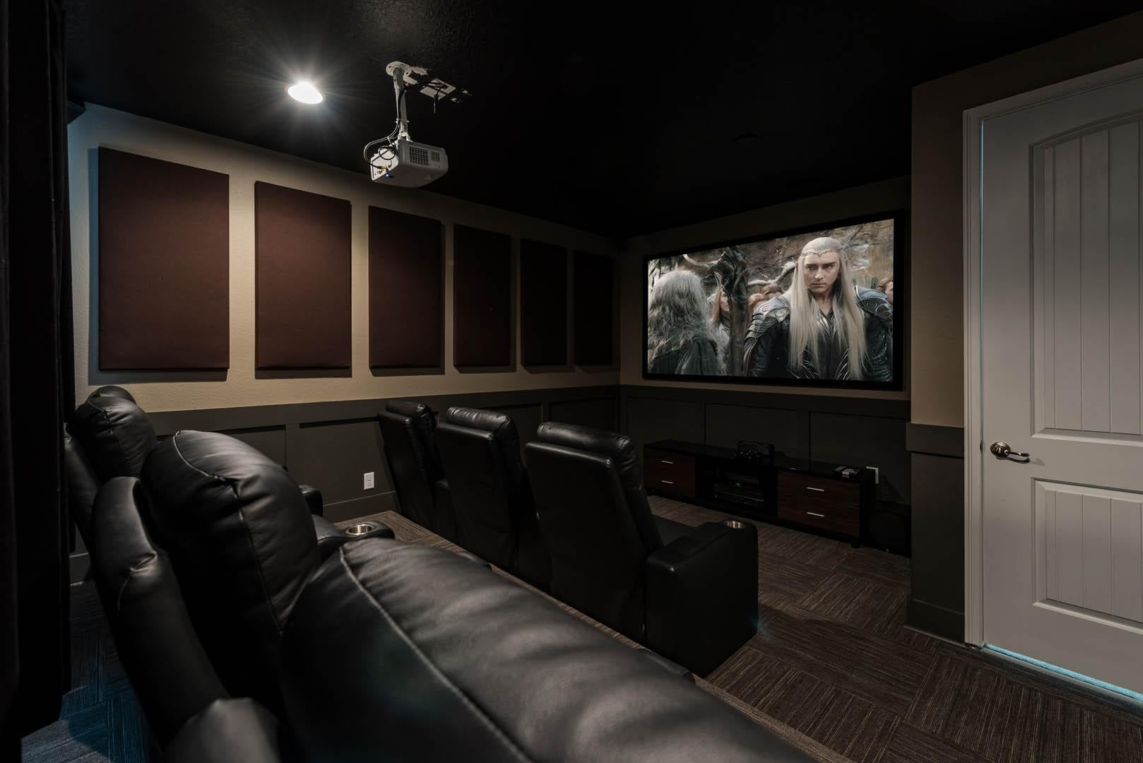 Property Image 1 - Colorful Home with Theater Room near Disney