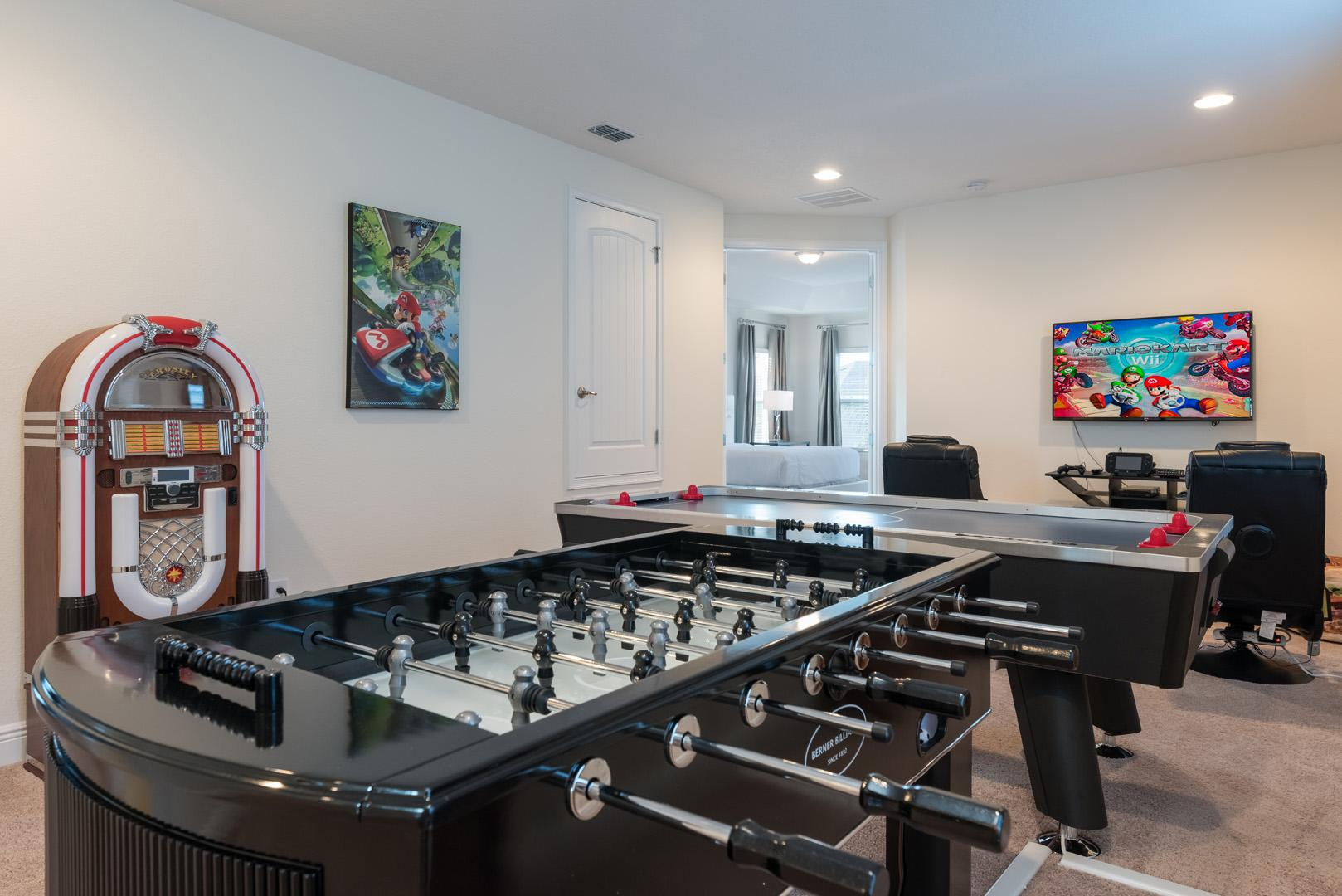 Property Image 1 - Luxe Home with Game Room, Covered Patio, Pool & Hot Tub; by Disney