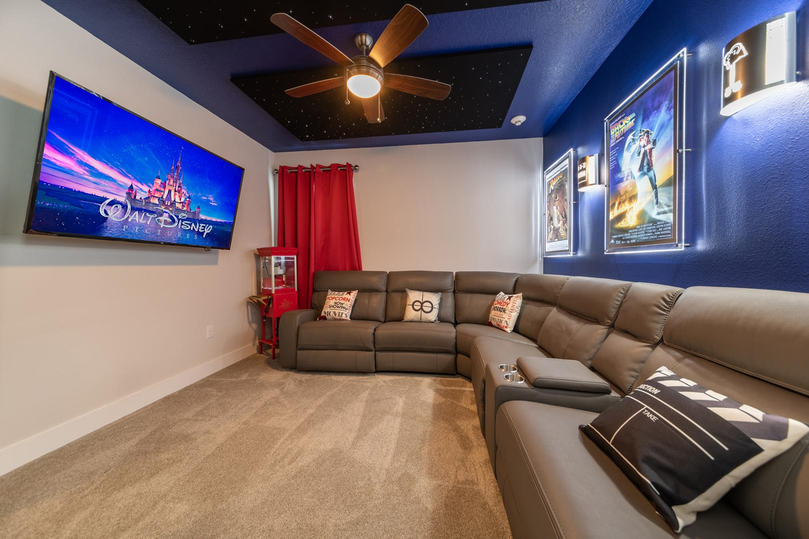 Property Image 1 - Upscale Home near Disney with Pool Table & Media Room