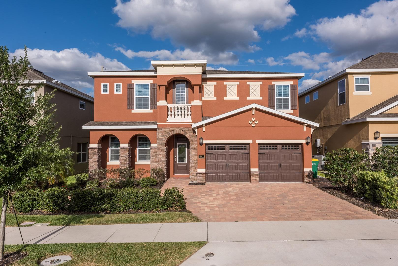 Property Image 1 - Spacious Home with Water Park Access near Disney