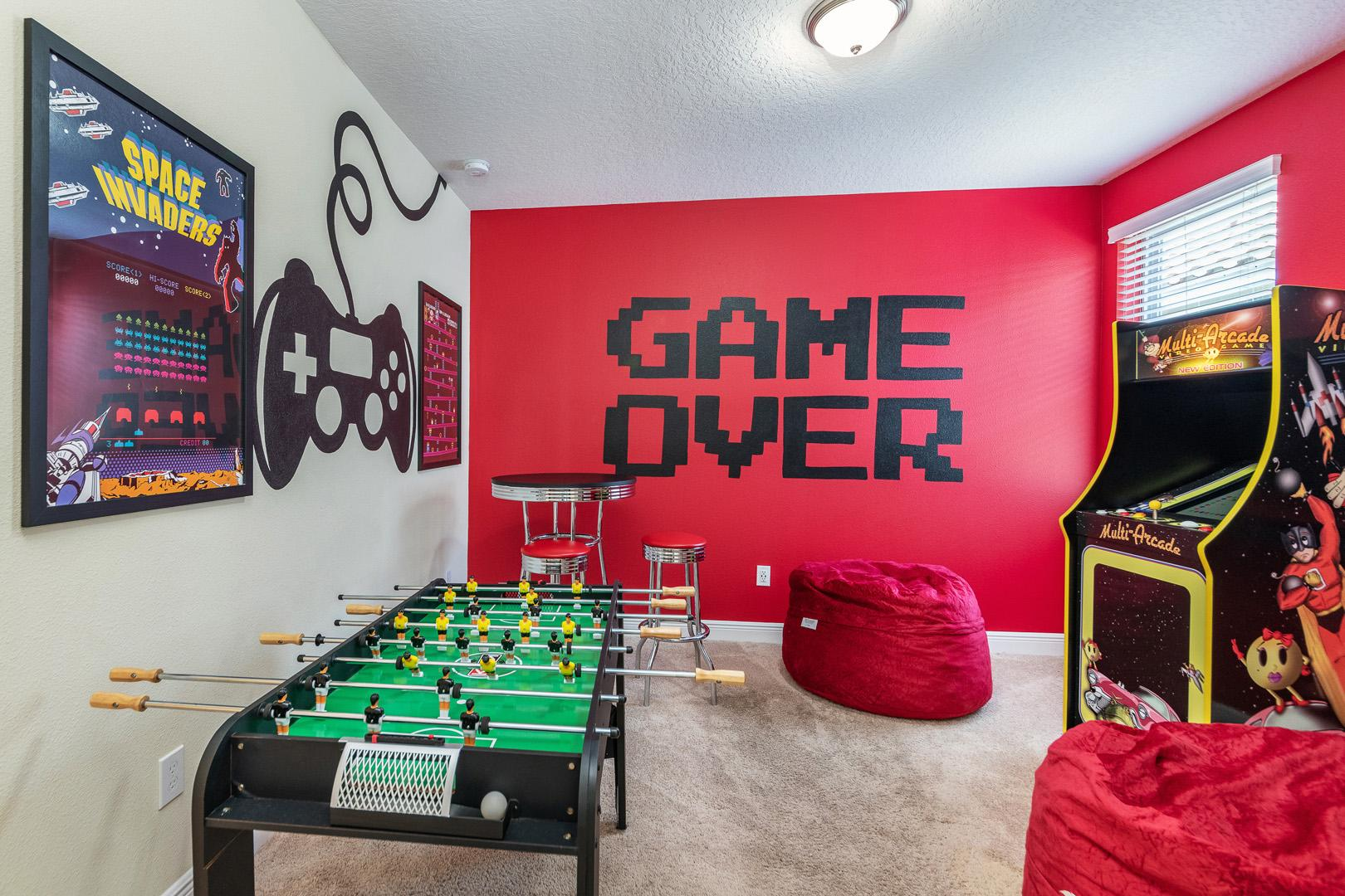 Property Image 1 - Bright Home with Media & Game Room near Disney World
