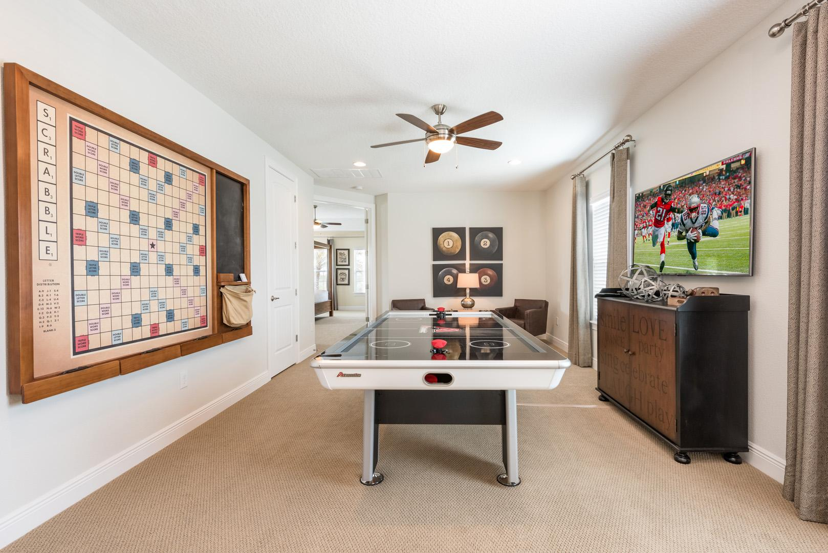 Property Image 1 - Inviting Home with Games near Disney World