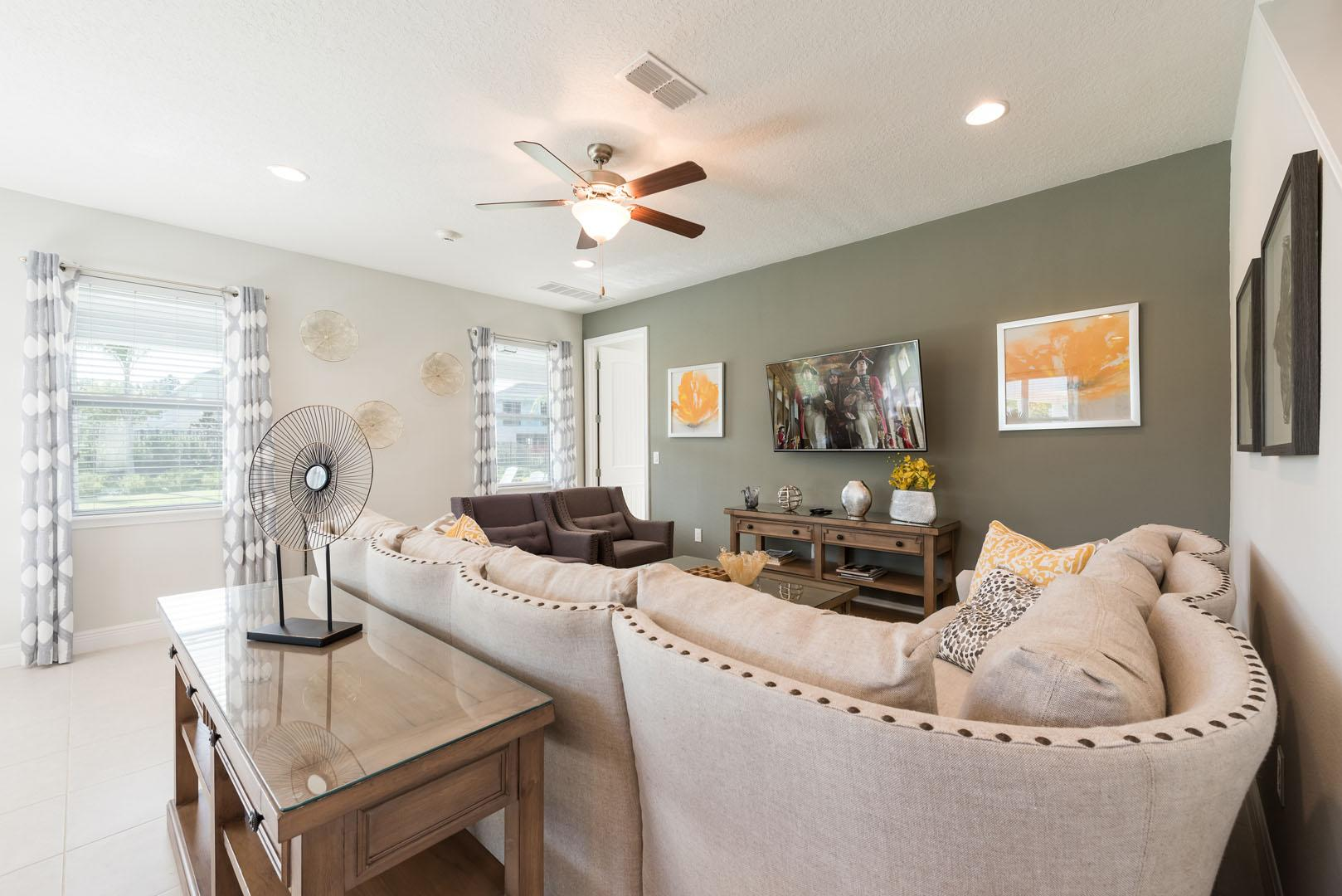 Property Image 2 - Charming Home near Disney with Hockey Table