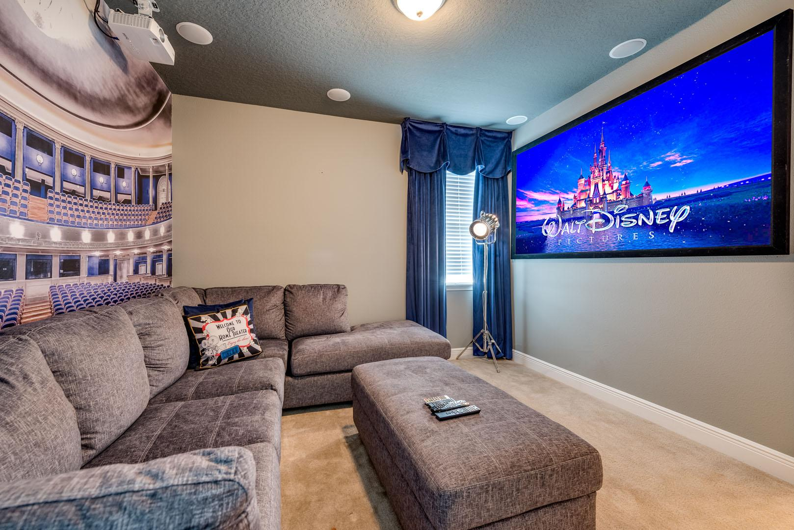 Property Image 1 - Spacious Home with Media Room near Disney World
