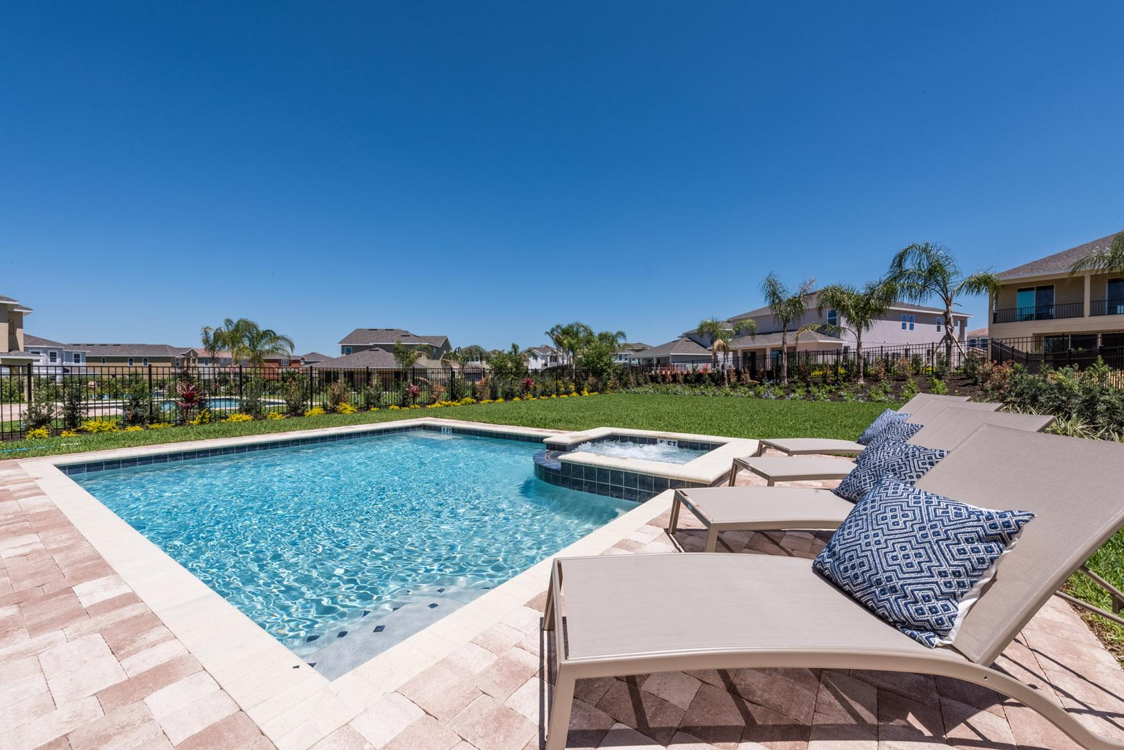 Property Image 1 - Welcoming Home with Private Pool near Disney