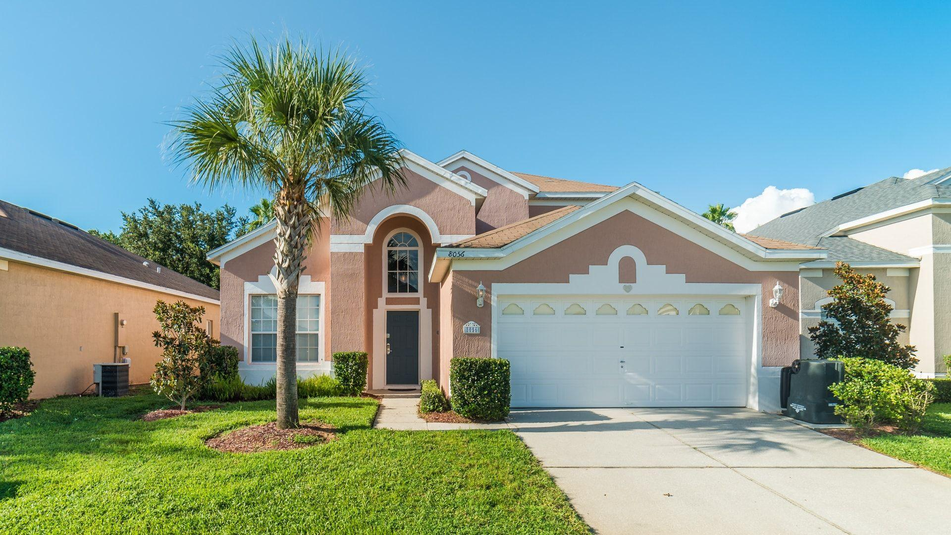Property Image 1 - Awesome 5 Br Rental Near Disney with Game Room