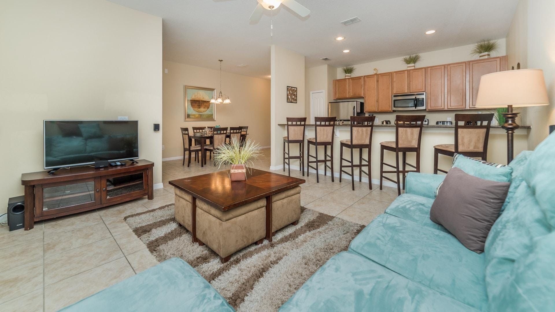 Property Image 2 - Beautiful 4 Bedroom Townhome for Family Fun