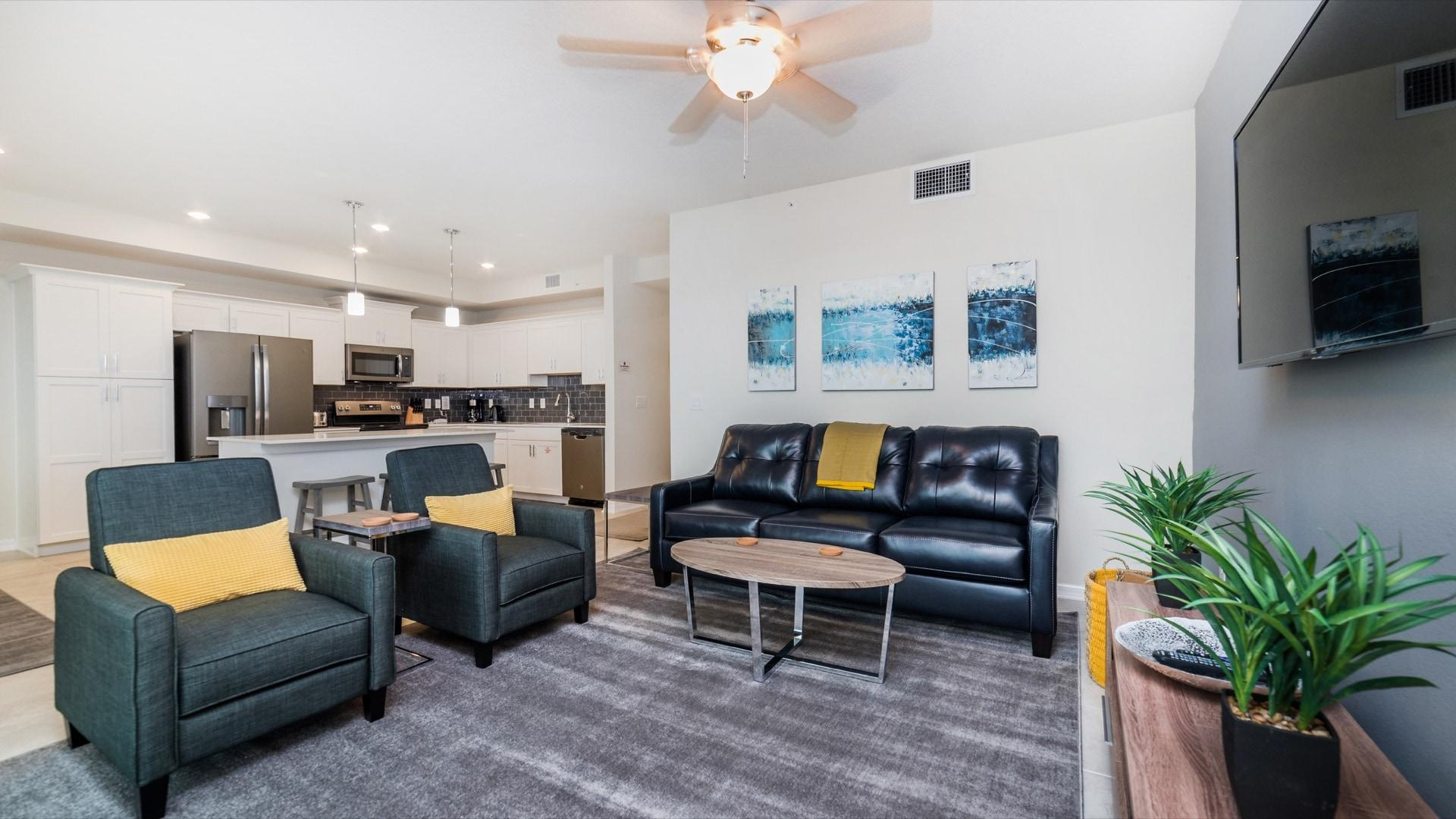 Property Image 1 - Vibrant Modern Condo with Large Living Area Near Disney