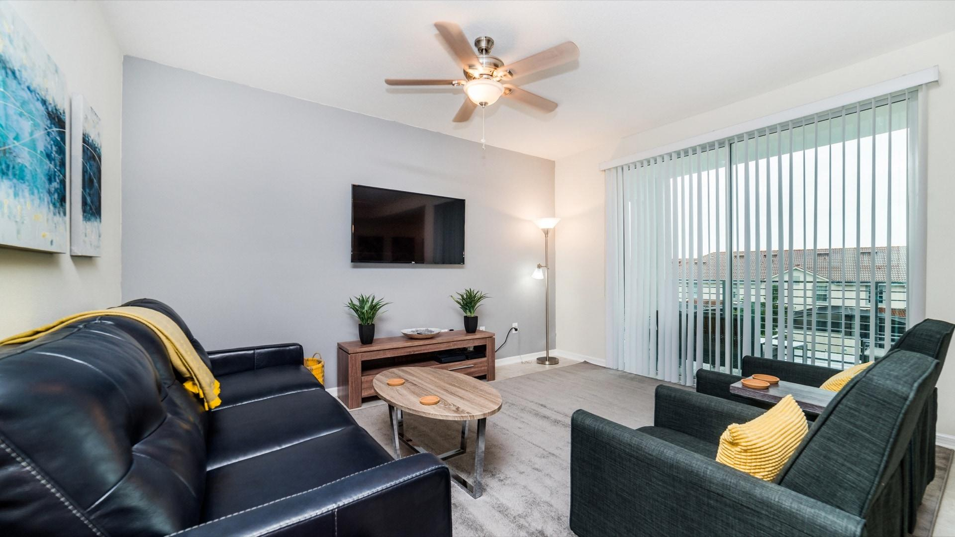 Property Image 2 - Vibrant Modern Condo with Large Living Area Near Disney