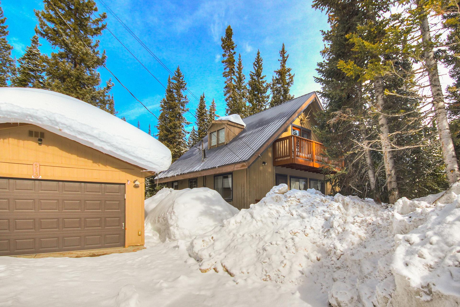 Charming pet-friendly home 10 minutes from Breckenridge