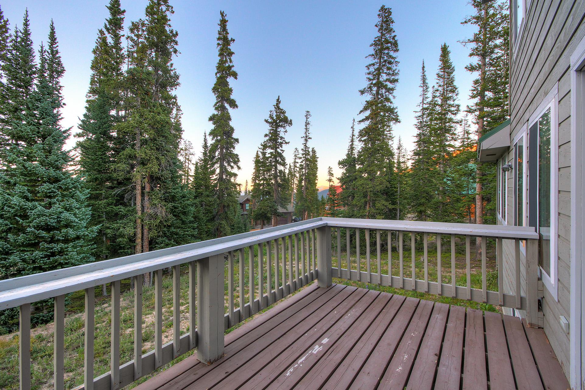 Large home with privacy and 20 minutes from Breckenridge