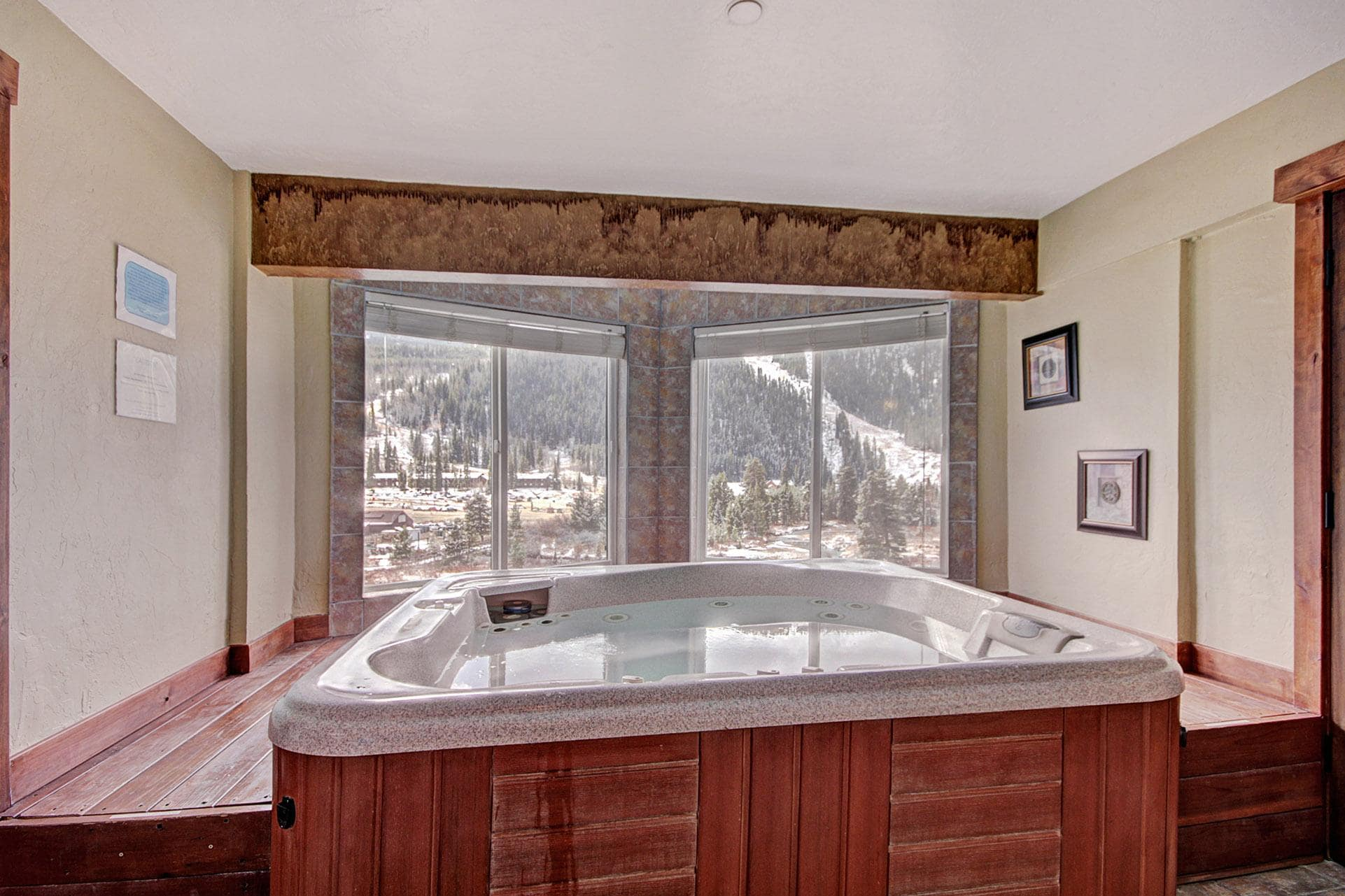 Large Open Condo with Hot Tub