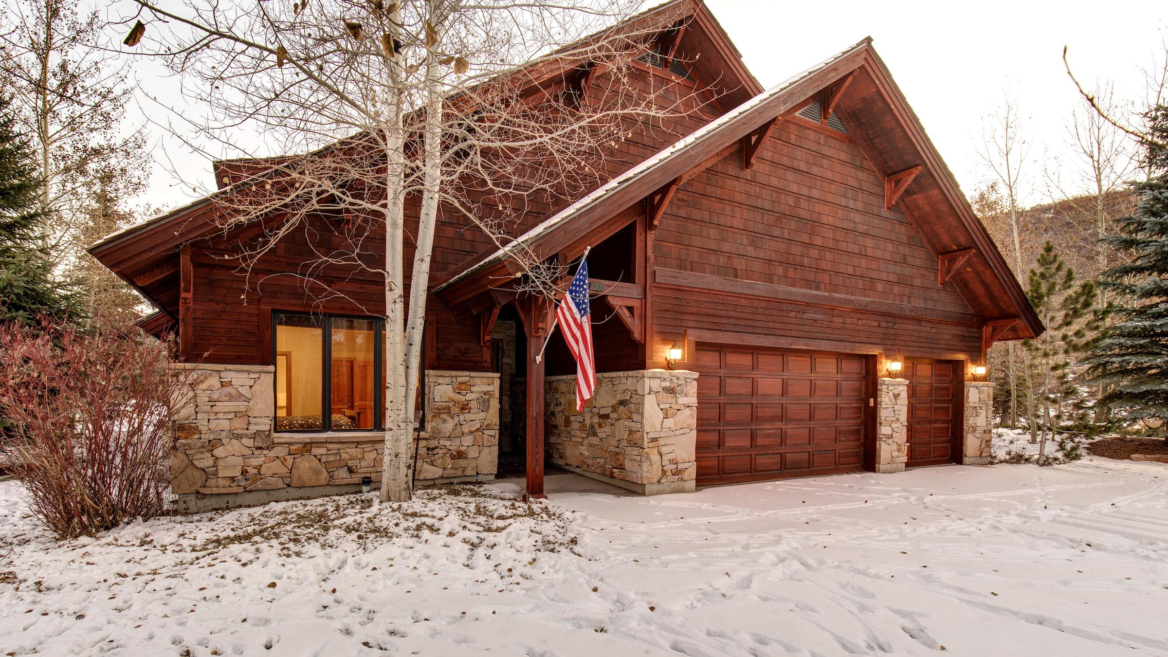 Property Image 1 - Spacious and Quiet Deer Valley Home with Private Hot Tub