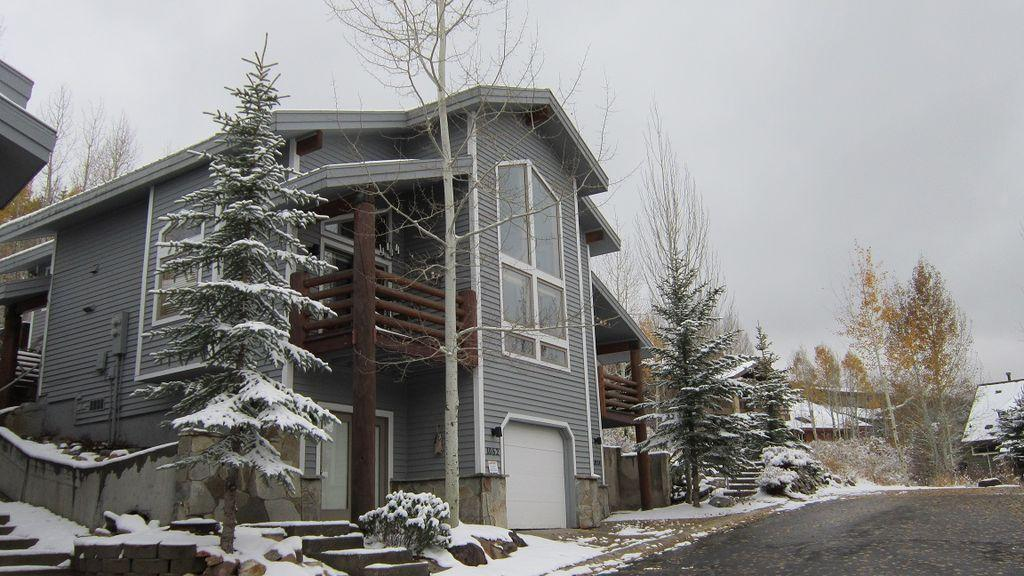 Delightful Home Short Distance from Deer Valley with Hot Tub