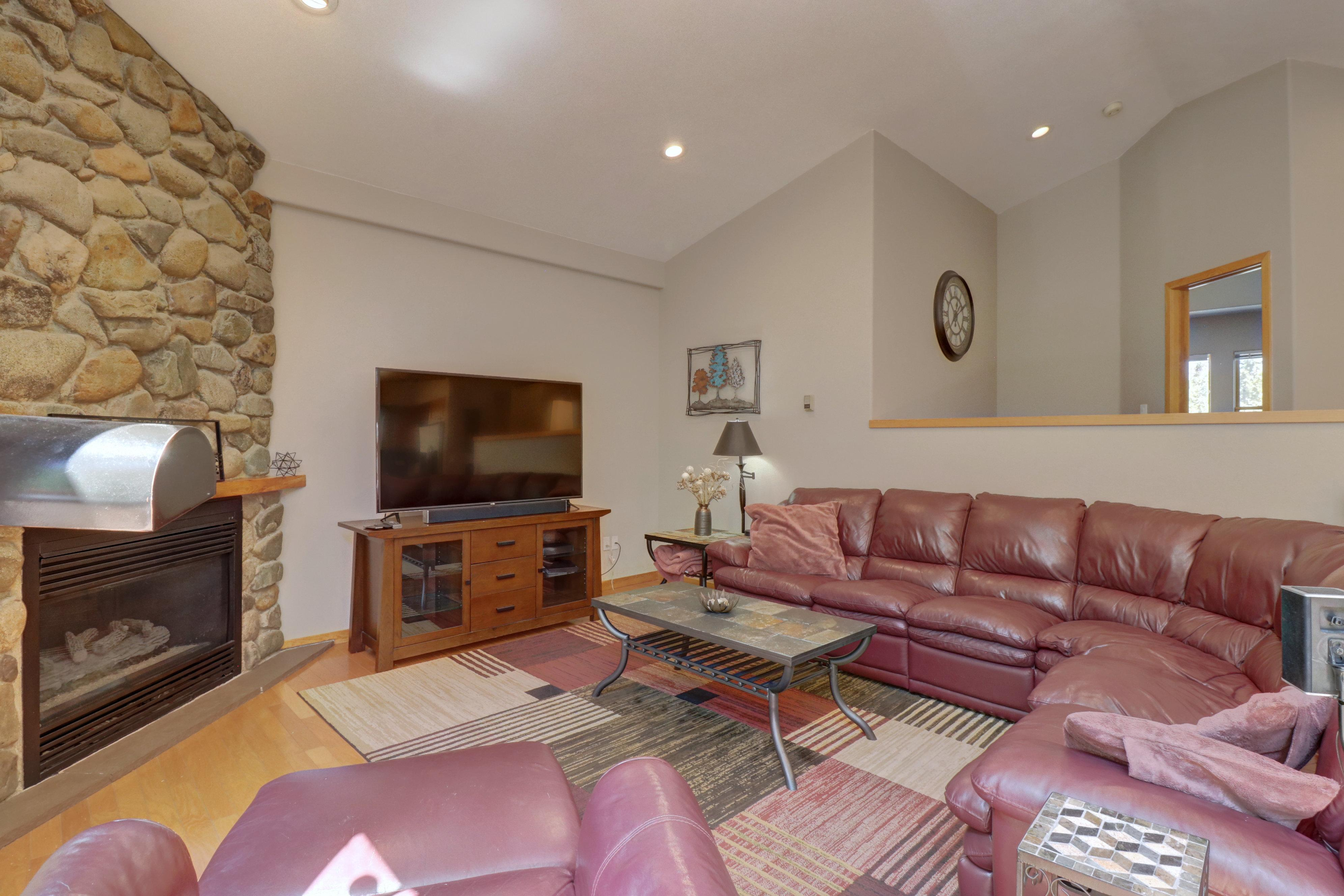 Property Image 2 - Open Concept Silverthorne Duplex with Mountain Views