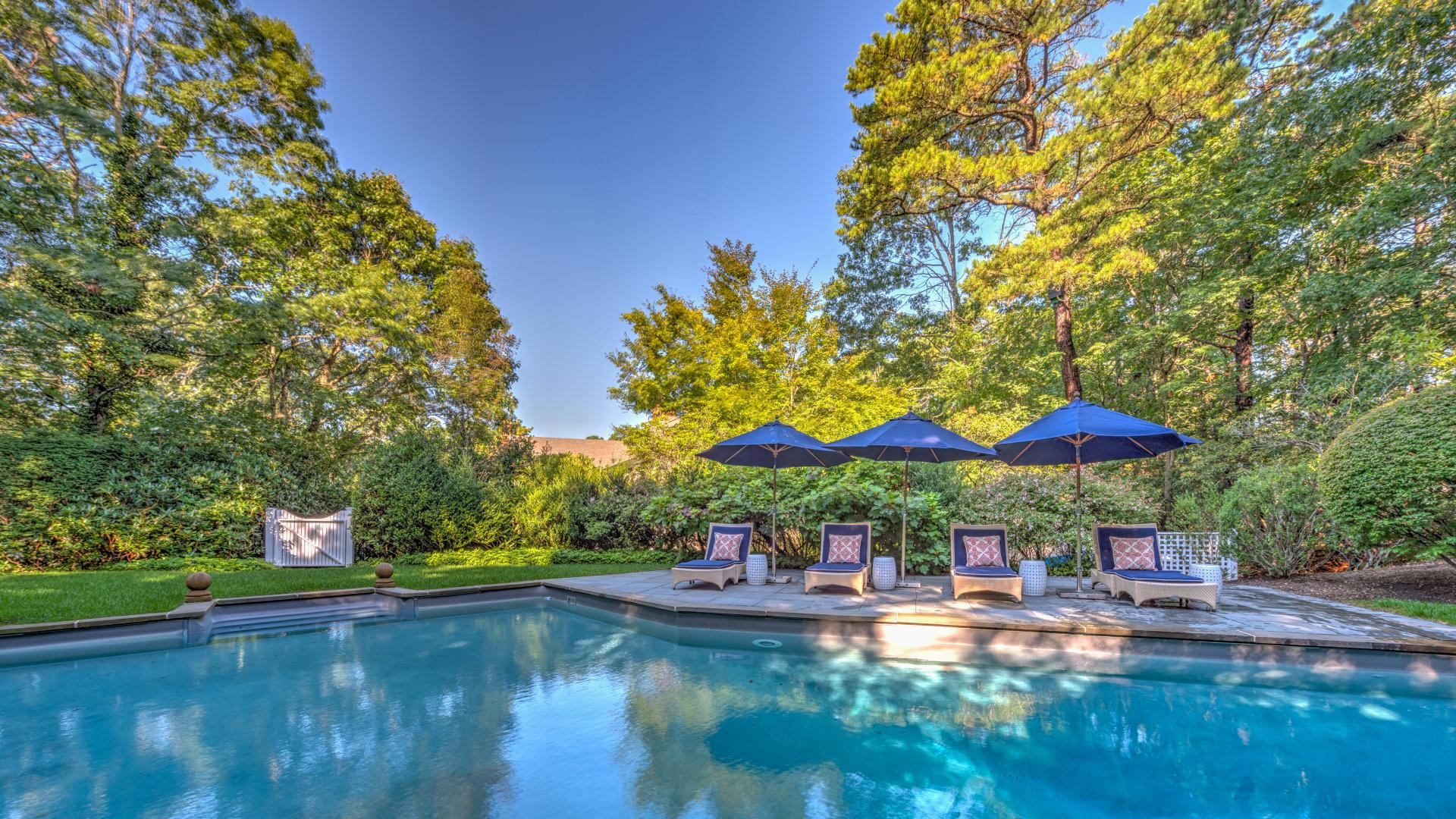 Property Image 1 - Secluded Hamptons Home with Award-Winning Landscaping