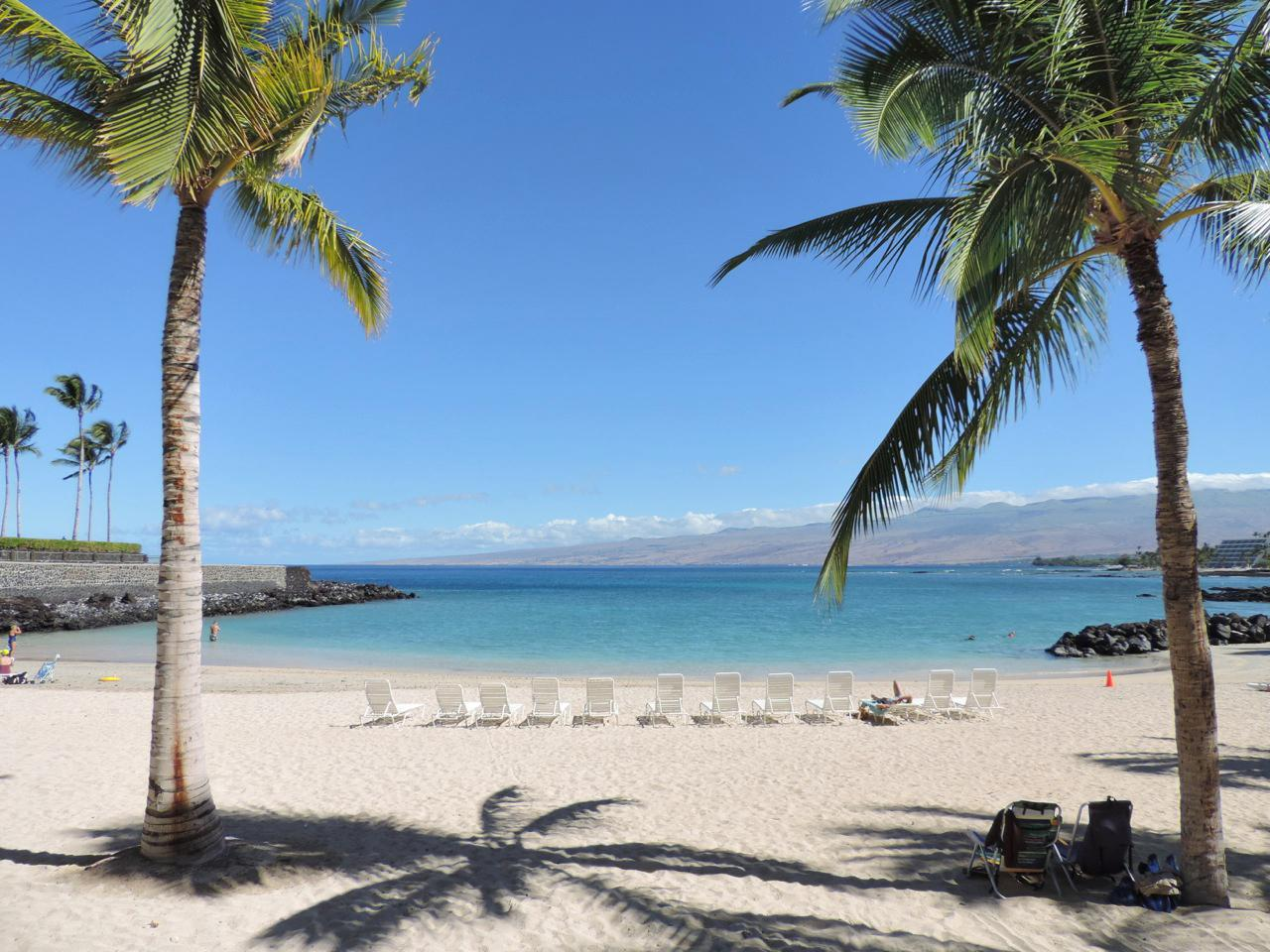 Mauna Lani Private Beach Club - Beach Club Pass Included