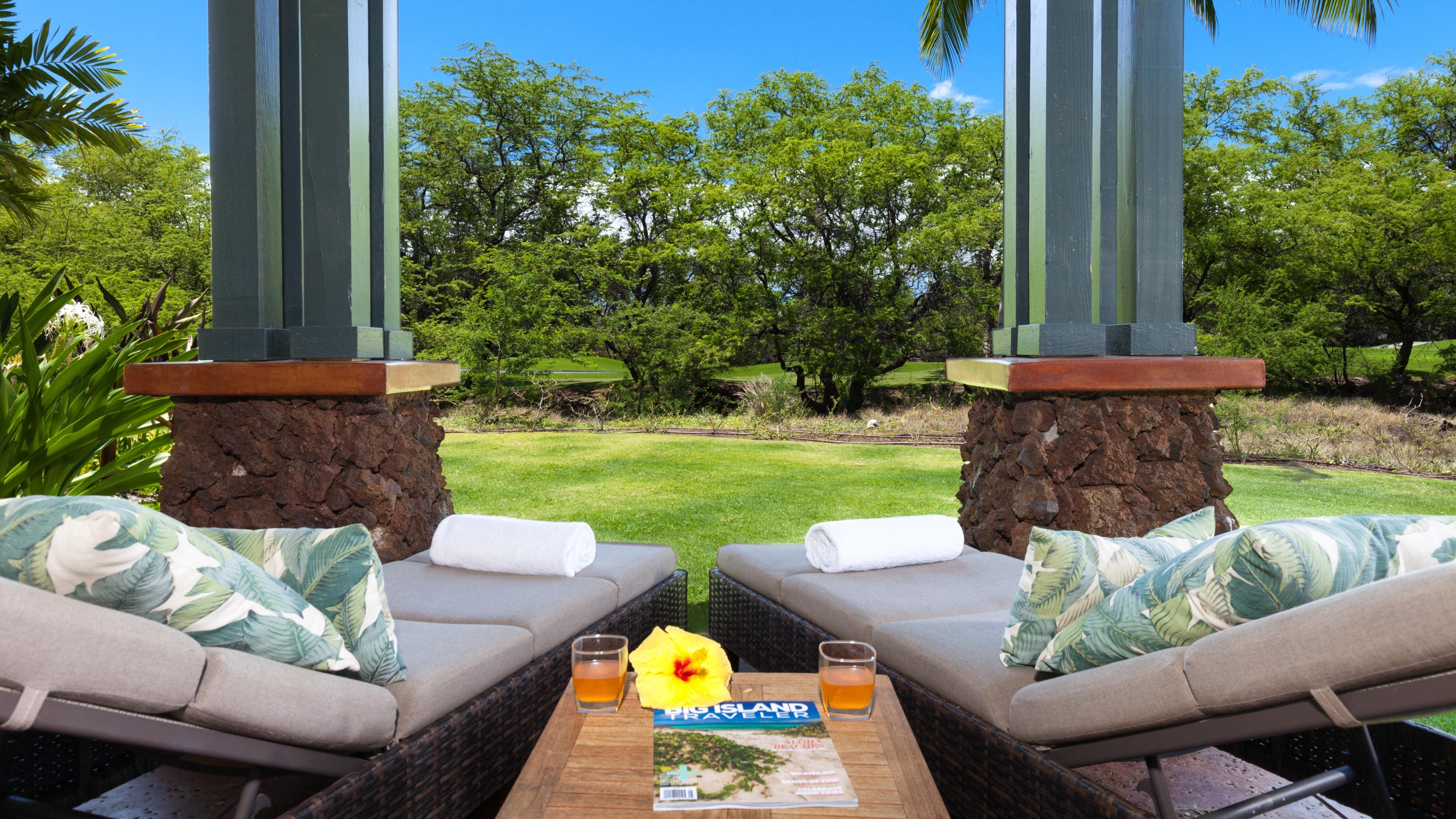 Welcome to Hawaiiana Escape Villa