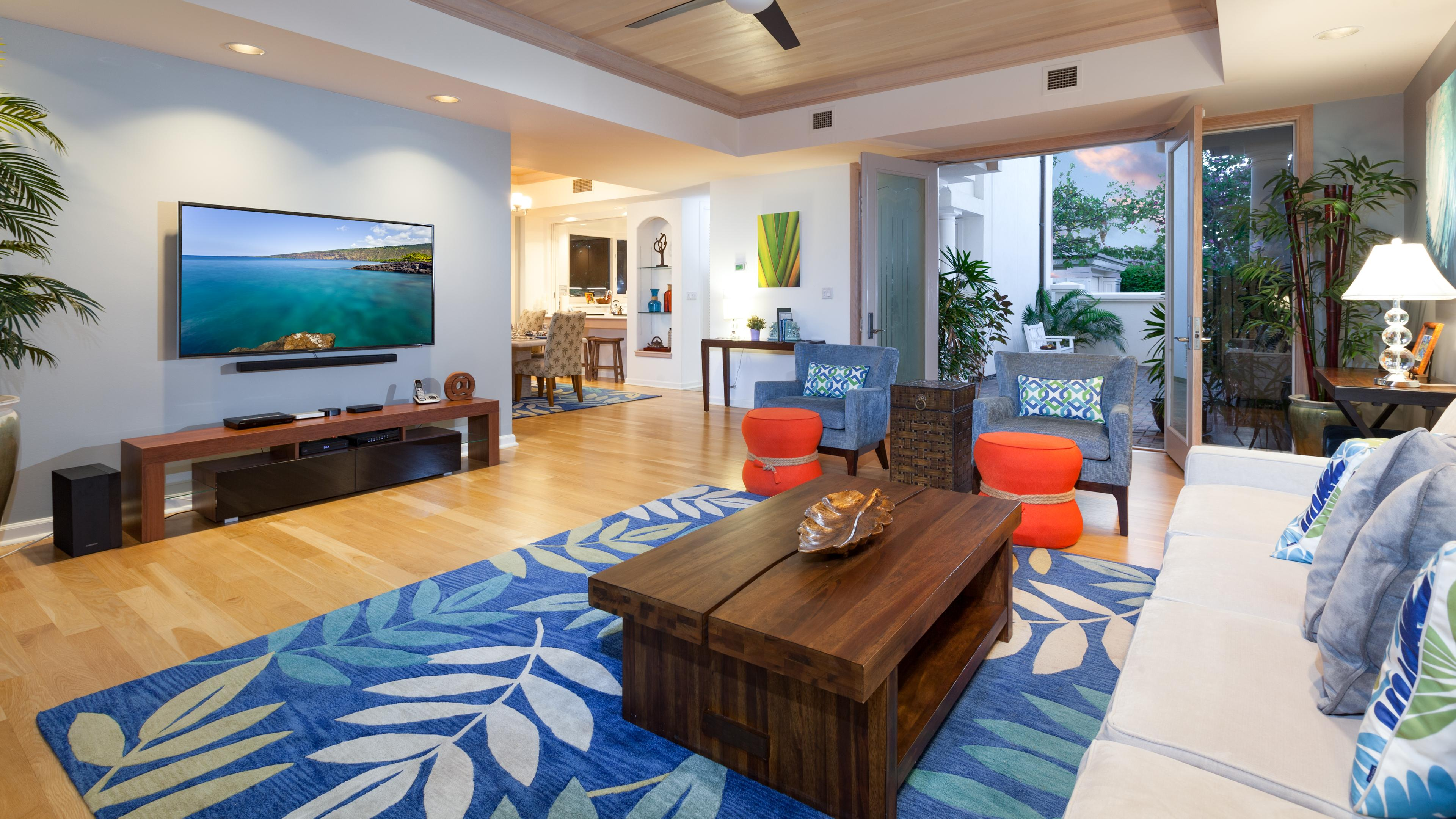 Luxurious Islands at Mauna Lani 2BR with Dual Masters