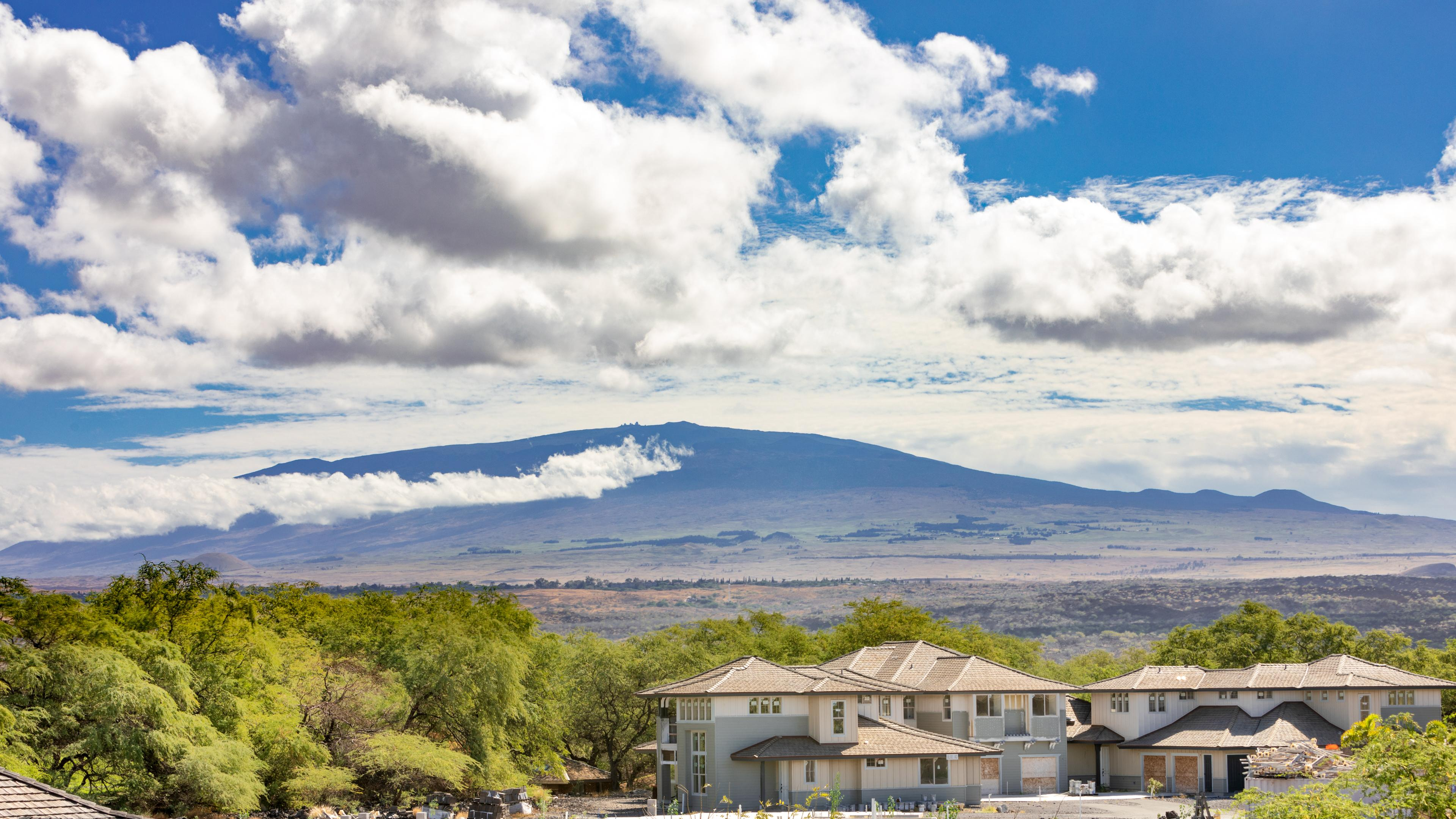Incredible views of Mauna Kea, Kohala and Mauna Lani from your private lanai.