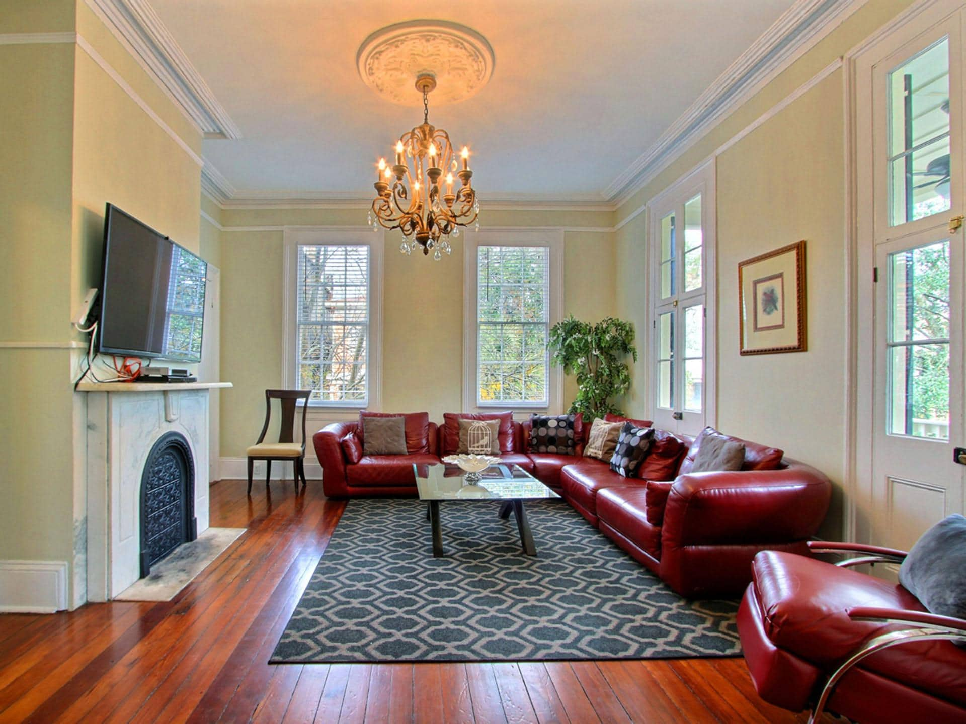 Property Image 1 - Beautiful Historic Home with Modern Amenities