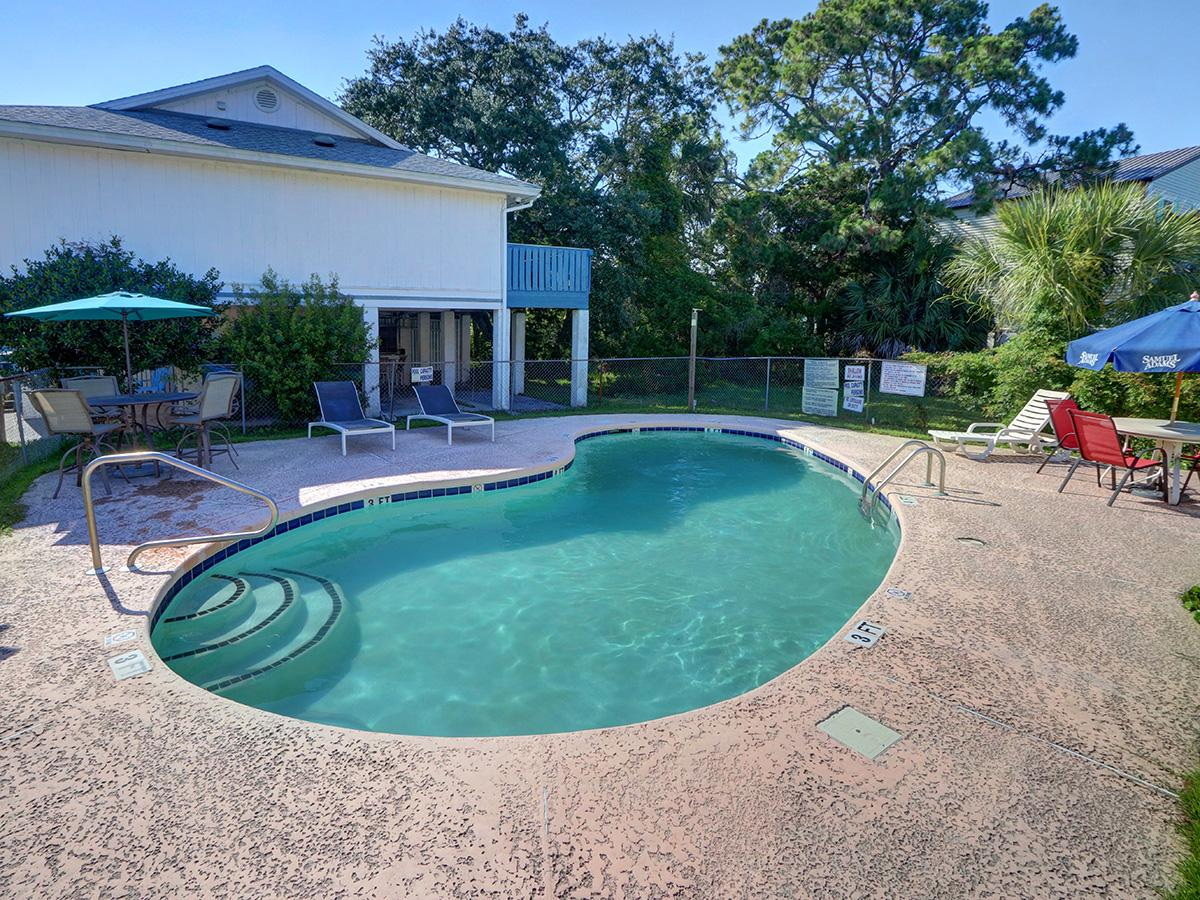 Property Image 2 - Cute Tybee Island Home with Pool Access