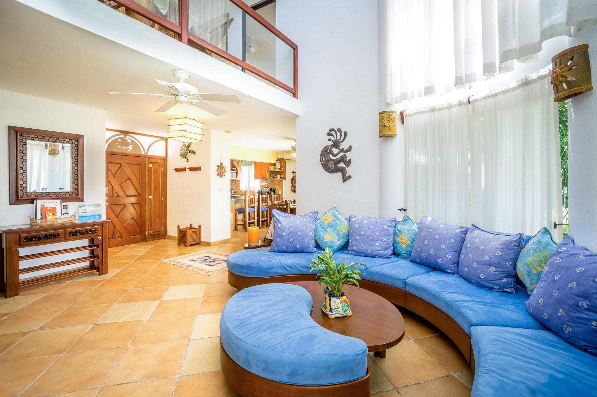Awesome 3+ Bedroom, Private Home in Playacar Community