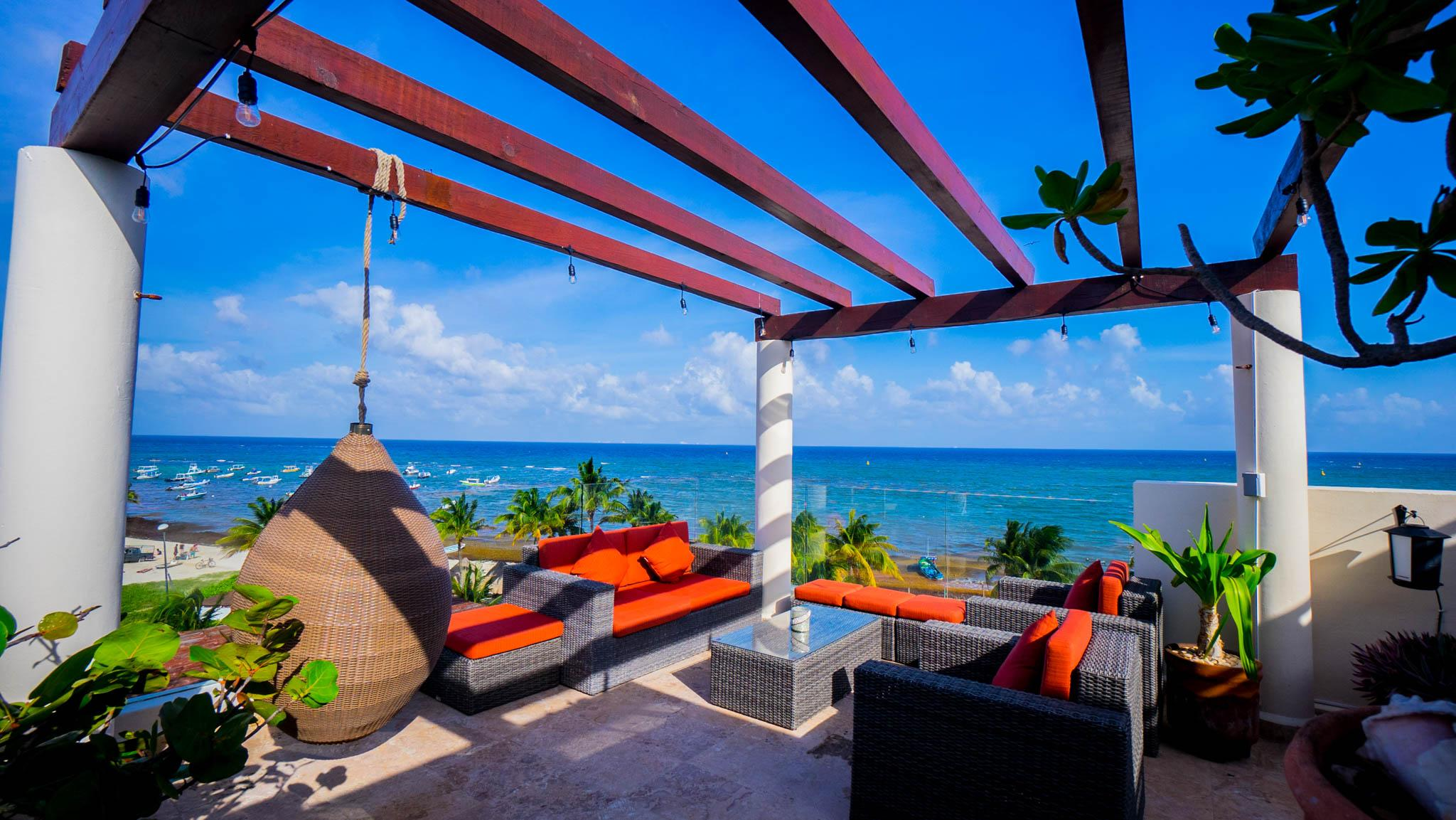 Arguably the Best Penthouse Home in Playa del Carmen
