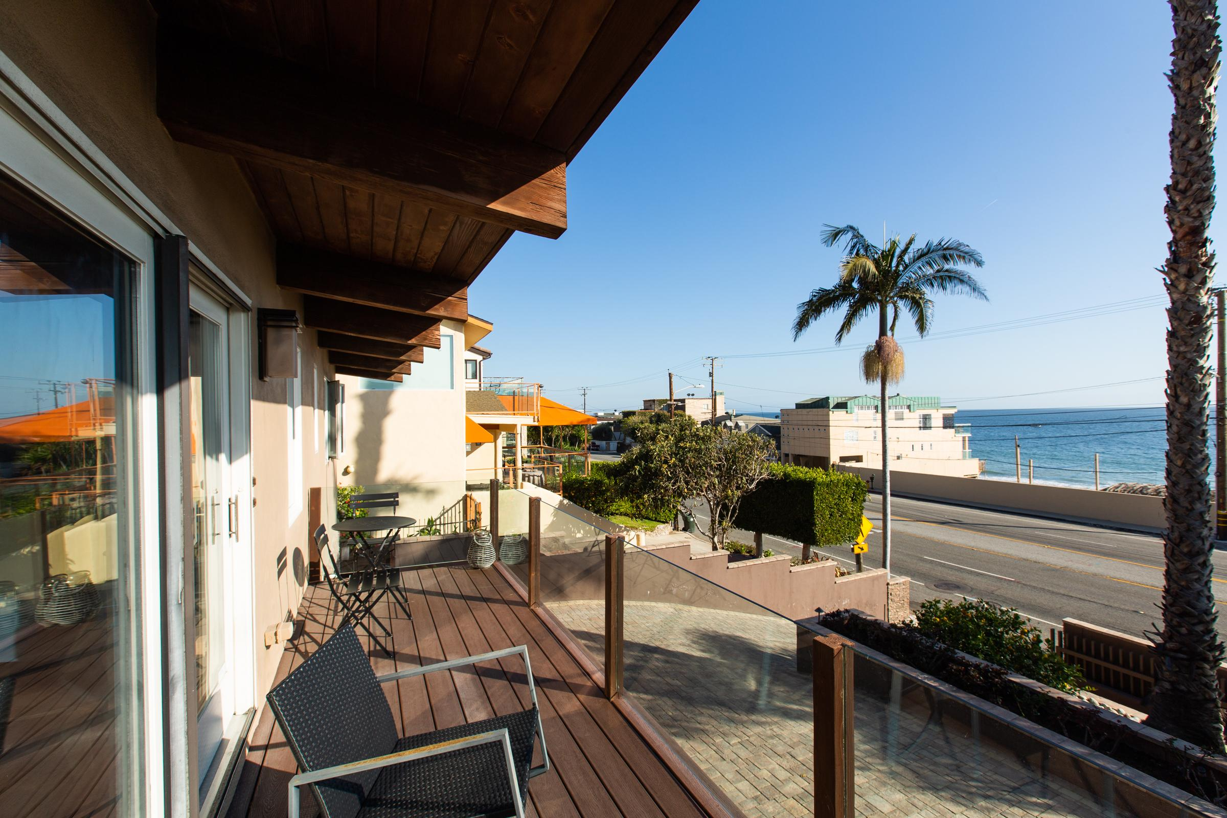 Las Flores | Two Story Hideaway w/ Ocean View | Mins to Malibu Pier