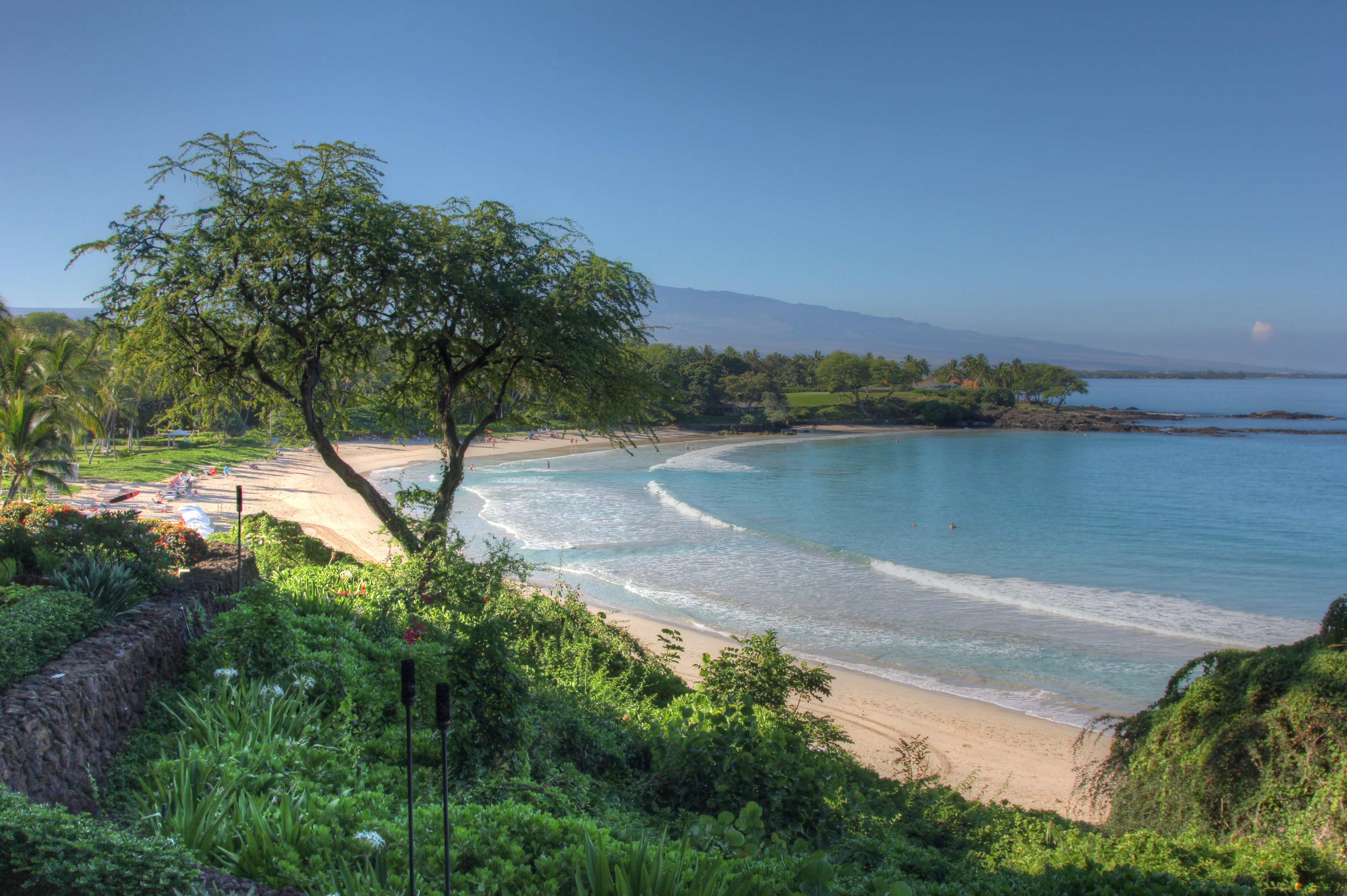 Nearby Mauna Kea Beach