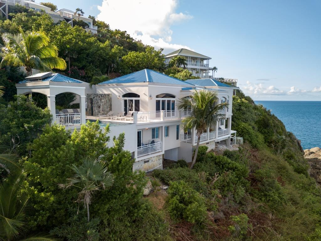 Property Image 1 - Secluded cliffside villa along the island's northern edge