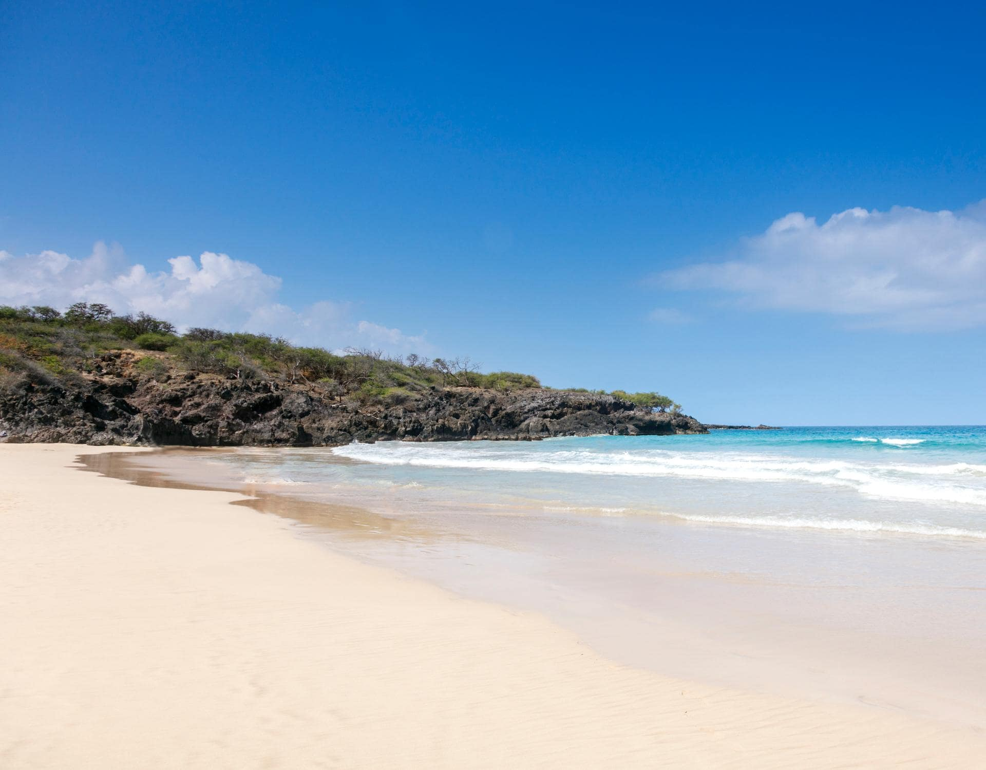 Many other wonderful nearby beaches - Hapuna Beach shown