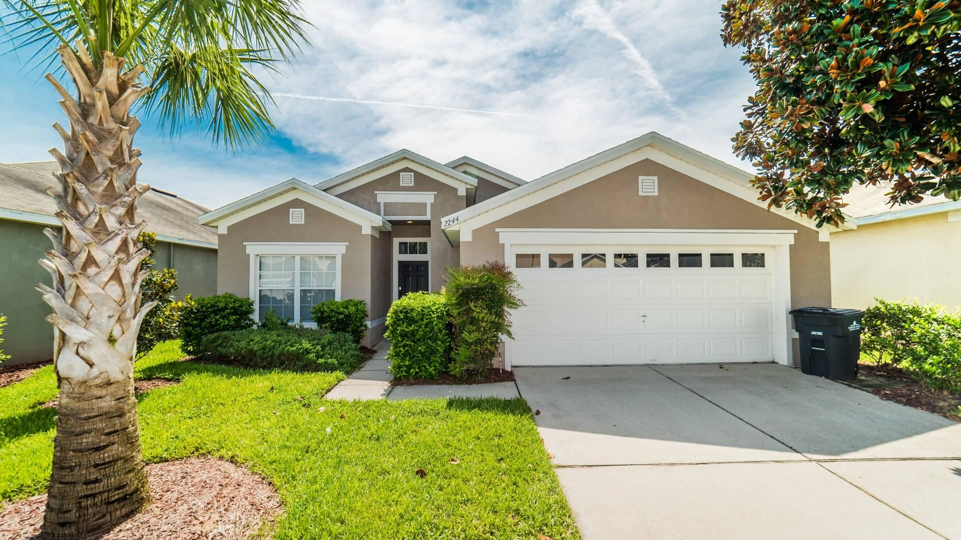 Property Image 1 - Perfect 4 Br Home for Family Vacations Near Disney
