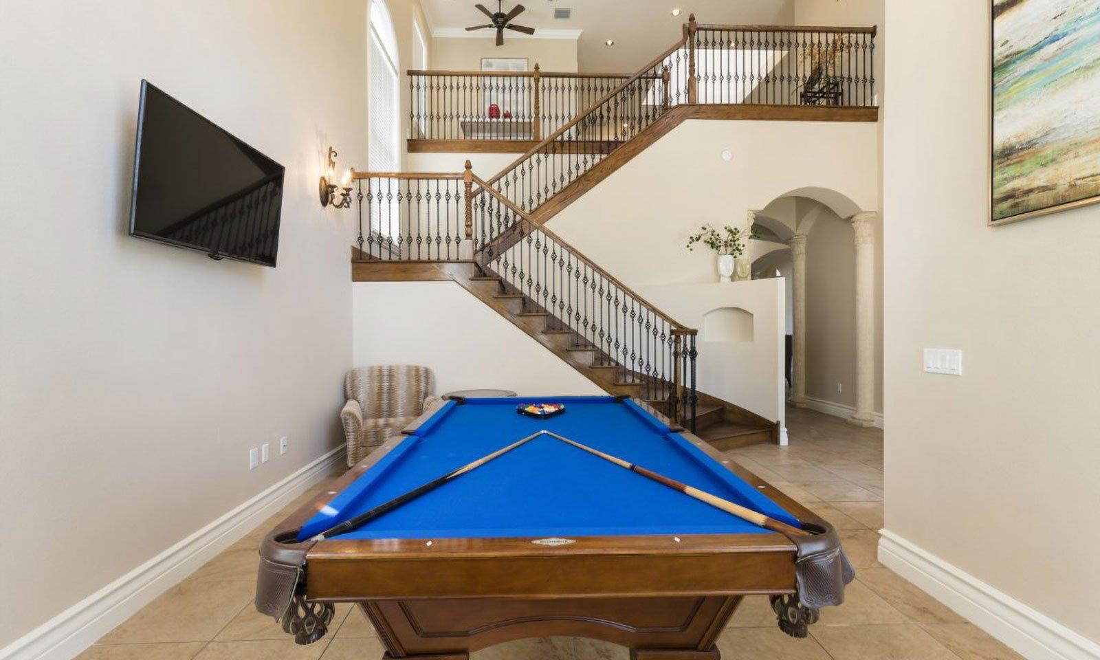 Property Image 2 - Wonderful Home with Pool Table at Reunion