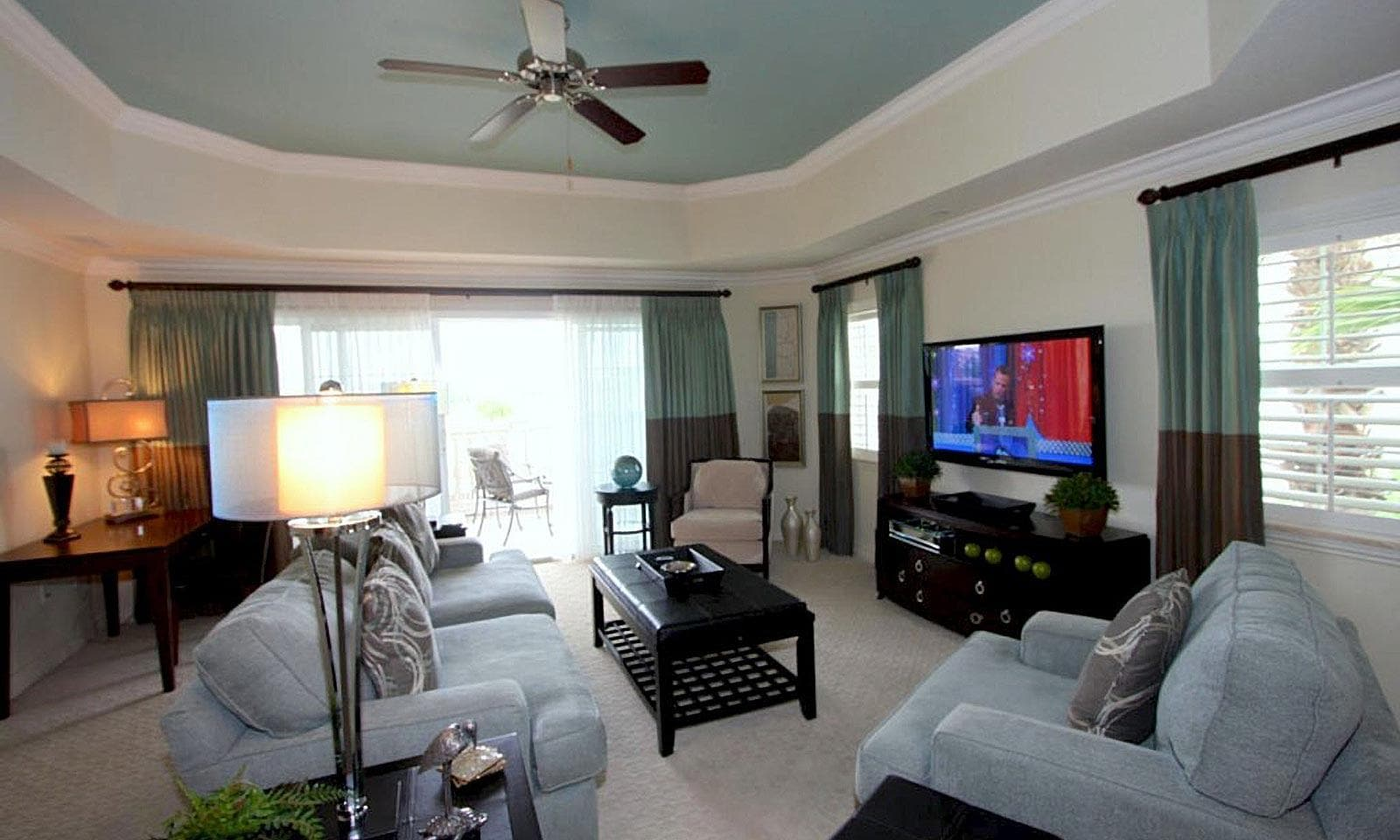 Property Image 2 - Sunkissed Condo with Balcony Access at Reunion