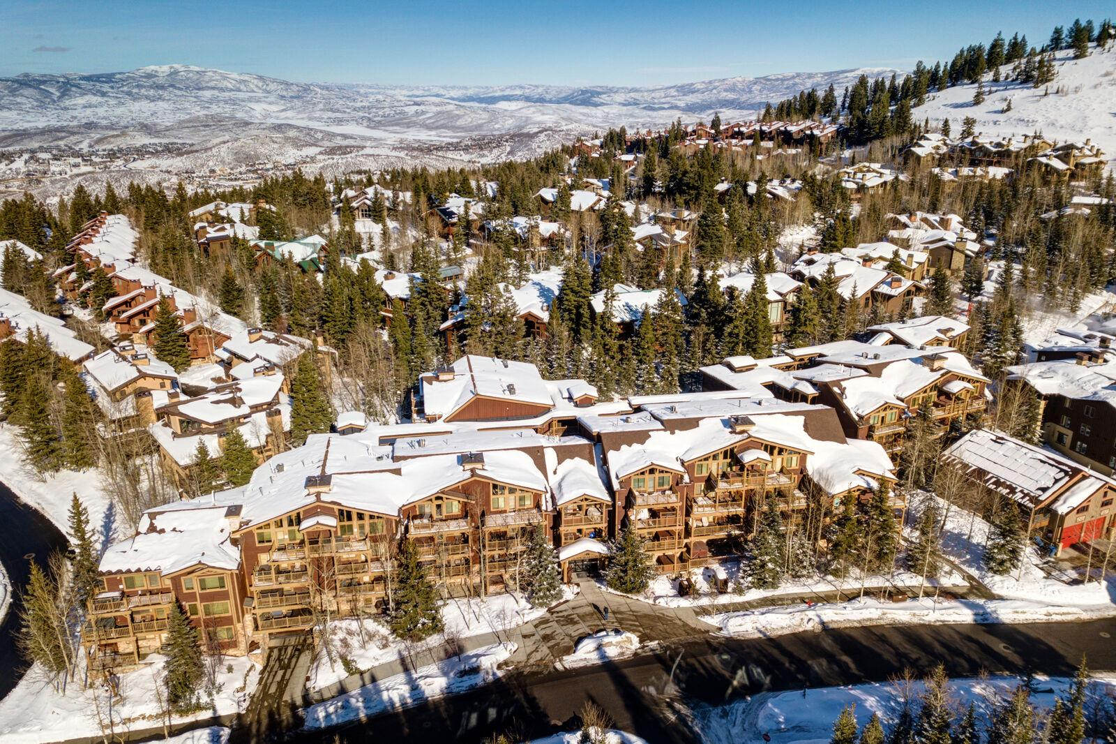 Property Image 1 - Dreamy Mountain Condo in Deer Valley
