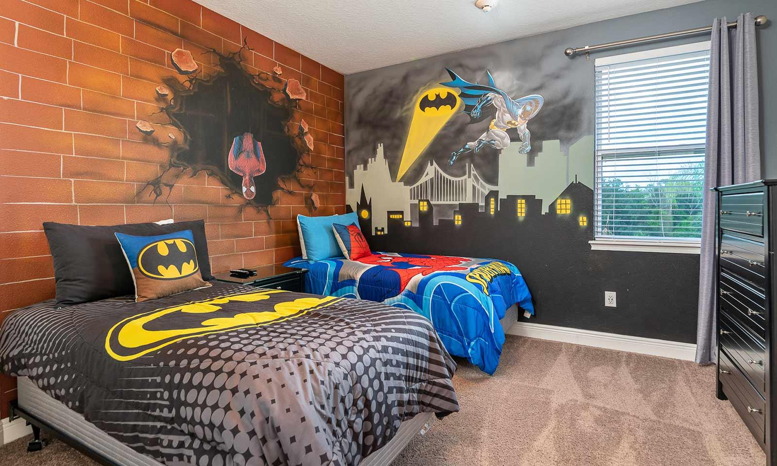 Property Image 1 - Large House with Hero Themed Room in Encore