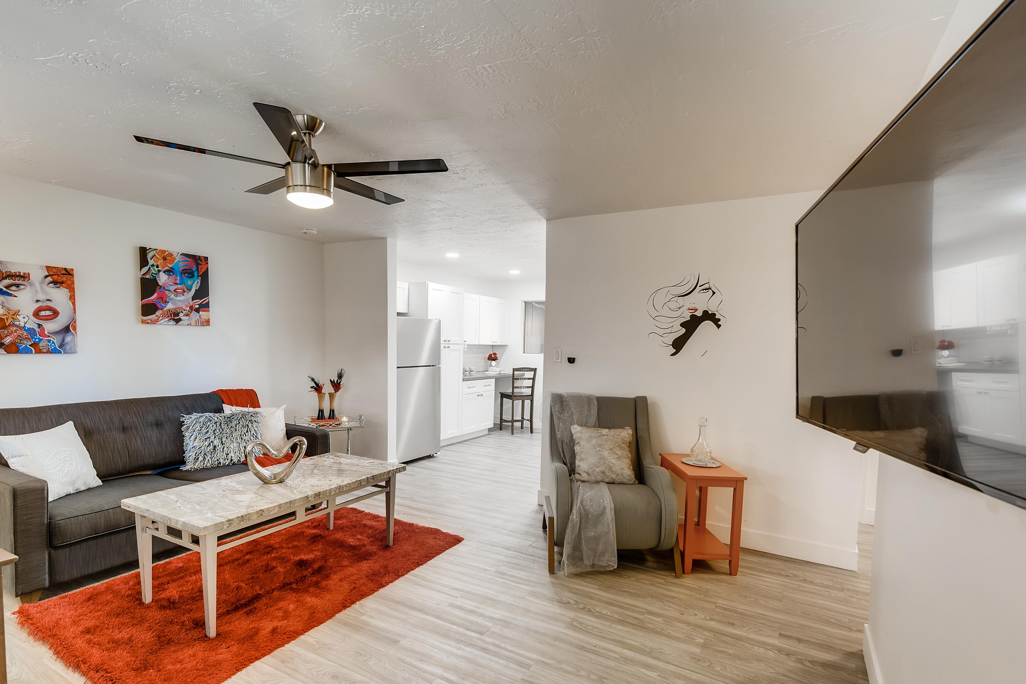 Property Image 1 - VOGUE in OLD TOWN with SPA & PET FRIENDLY