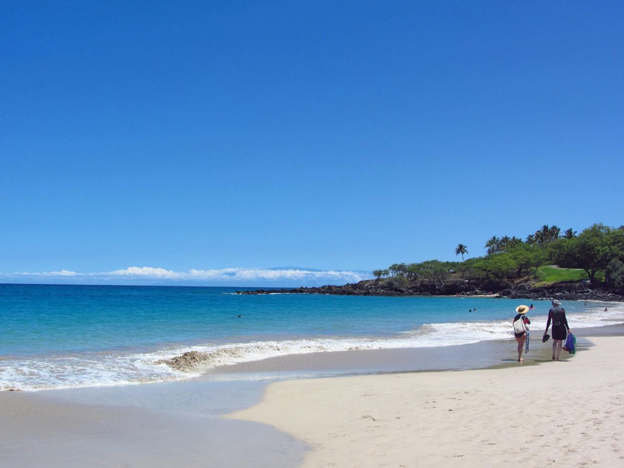 Nearby Hapuna Beach