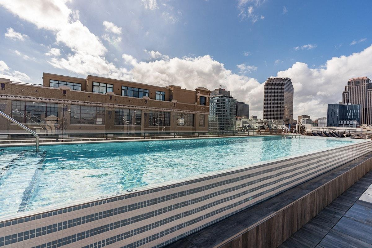 Property Image 2 - The Brandywine | 3 Bed Penthouse #PH2 | Heated Rooftop Pool | 5 min drive to