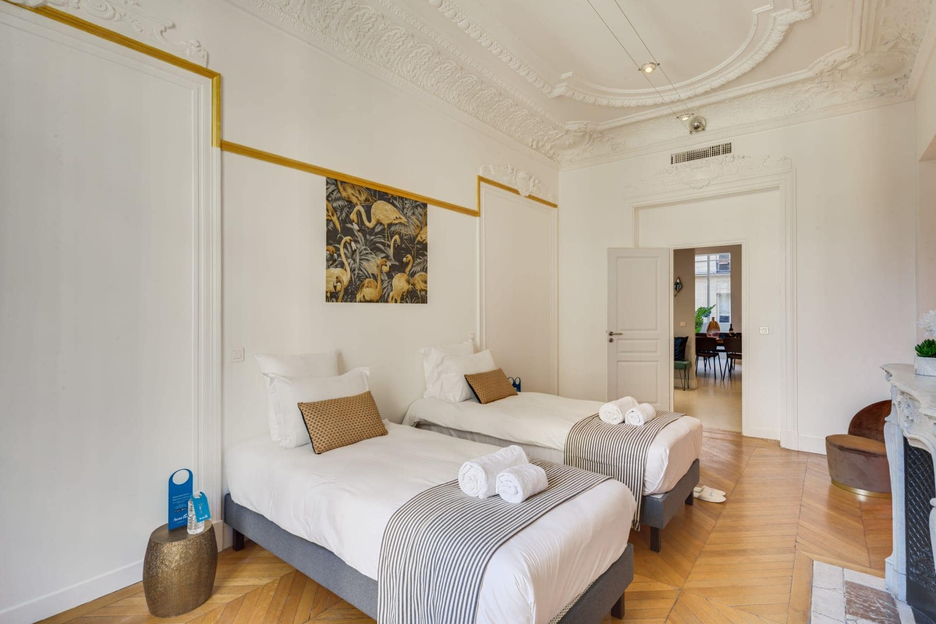 Property Image 2 - Stylish Apartment in the Champs Elysees Neighbourhood of the best of Paris